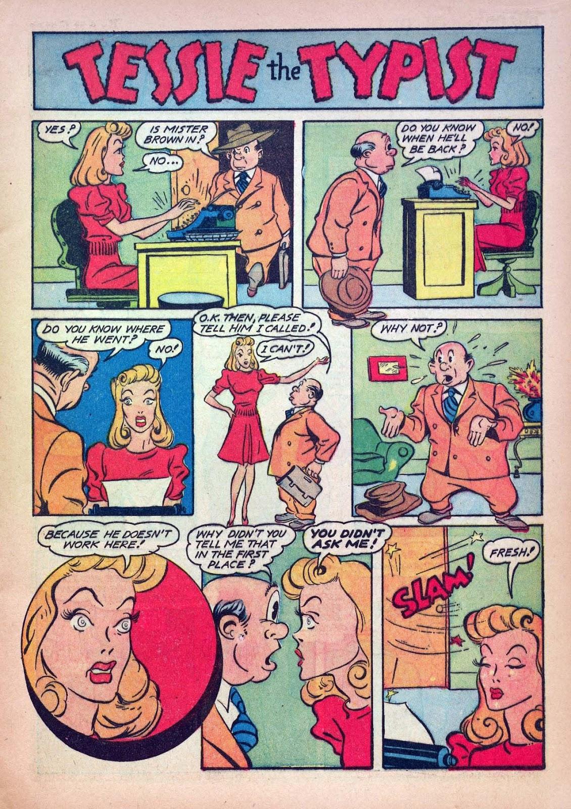 Read online Joker Comics comic -  Issue #4 - 9