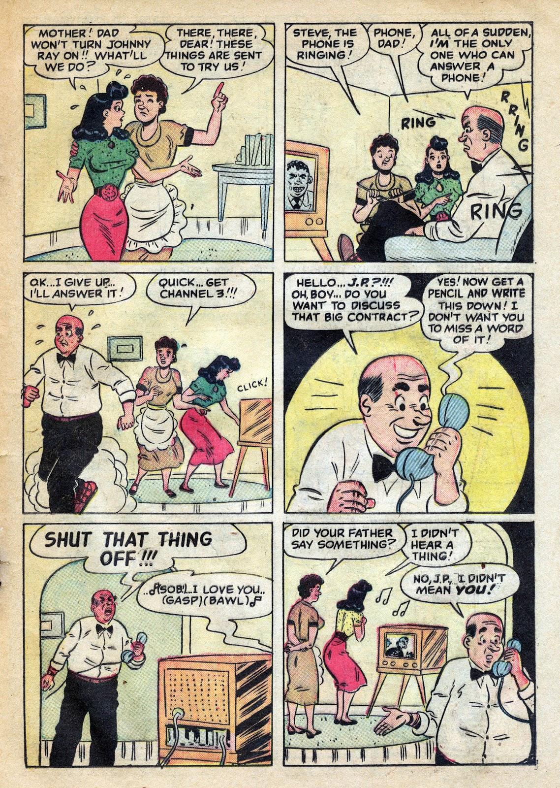 Georgie Comics (1949) issue 39 - Page 21