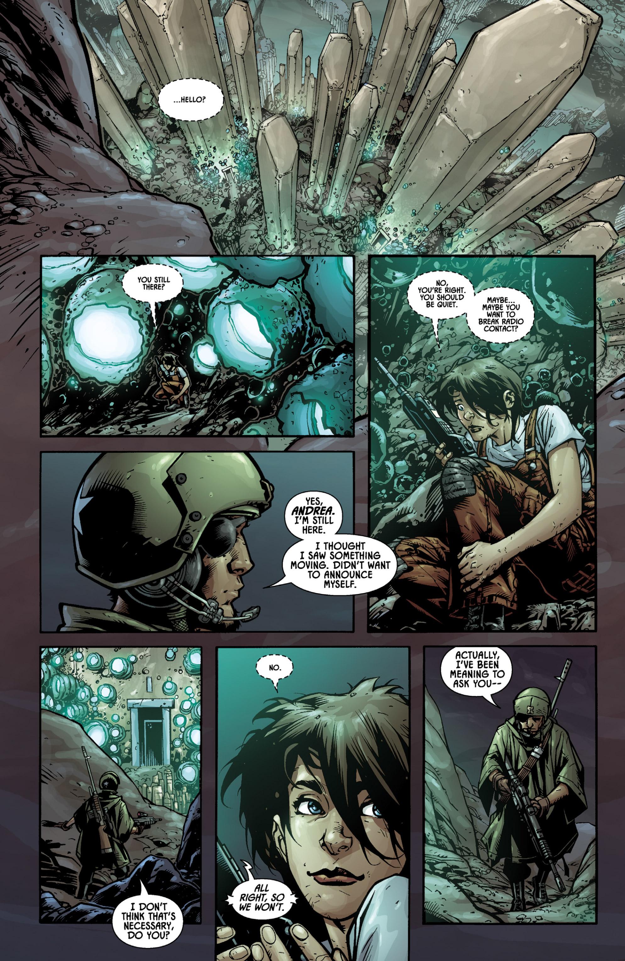 Read online Aliens (2009) comic -  Issue # TPB - 15