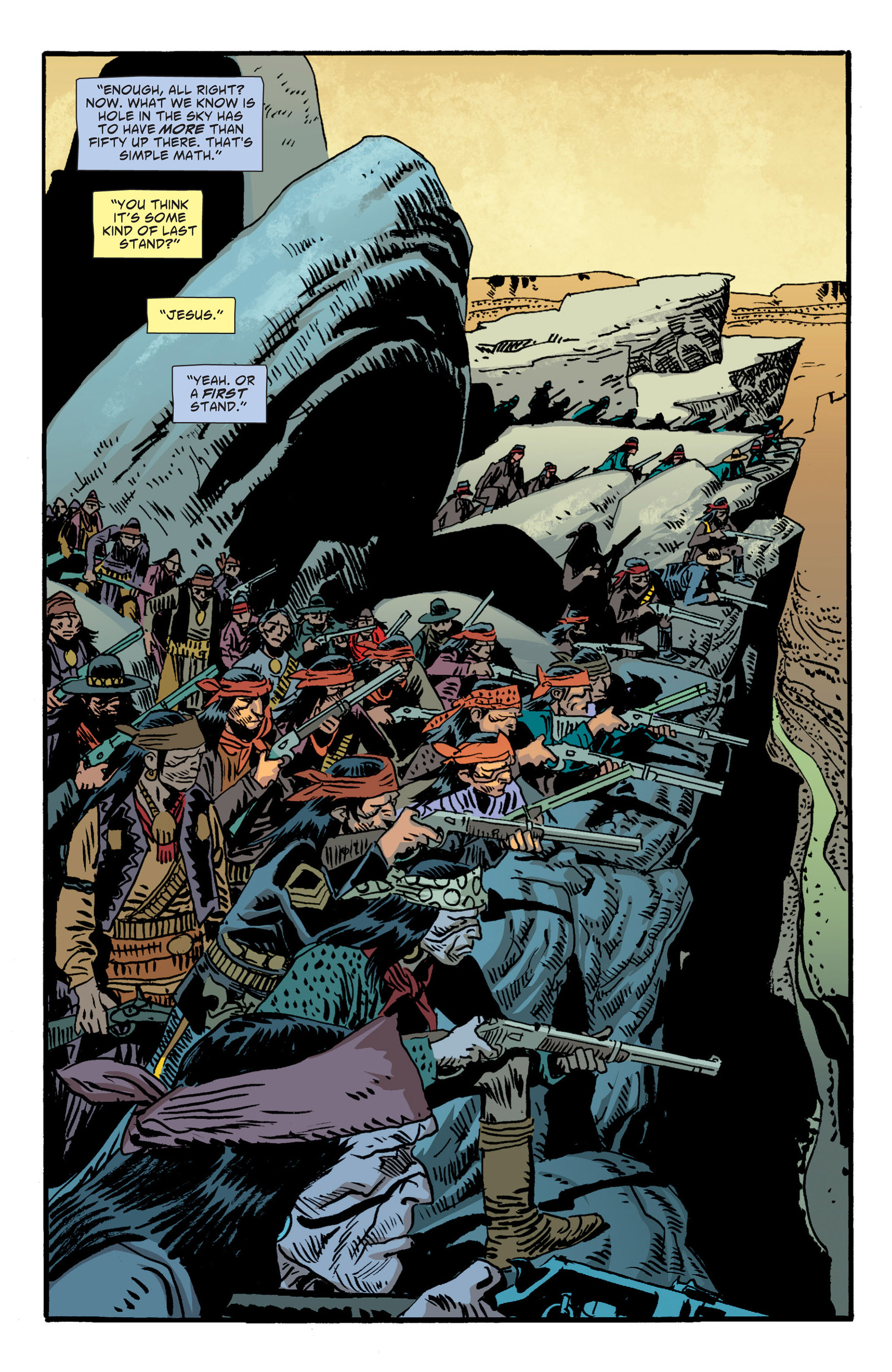 Read online American Vampire comic -  Issue #19 - 18