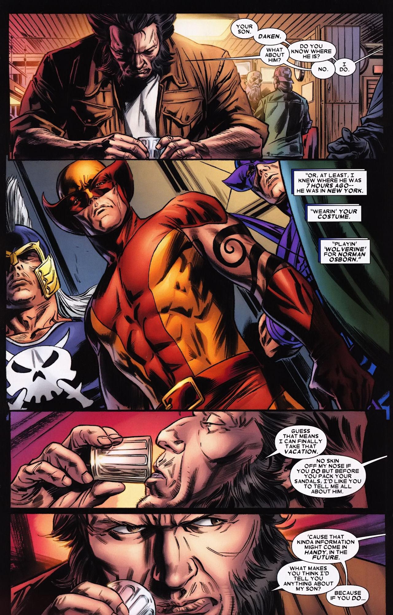 Read online Wolverine: Origins comic -  Issue #33 - 3