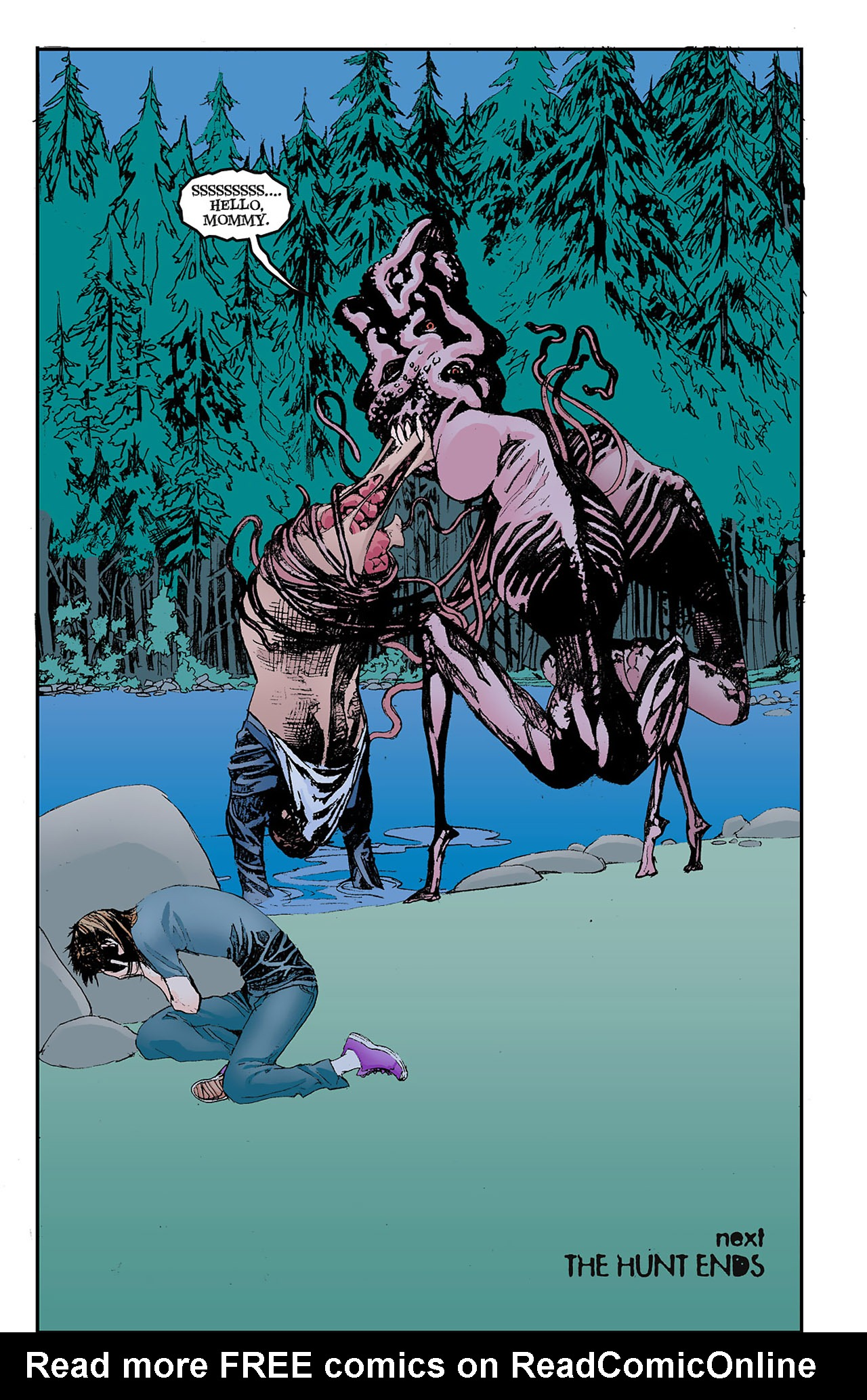 Read online Animal Man (2011) comic -  Issue #4 - 20