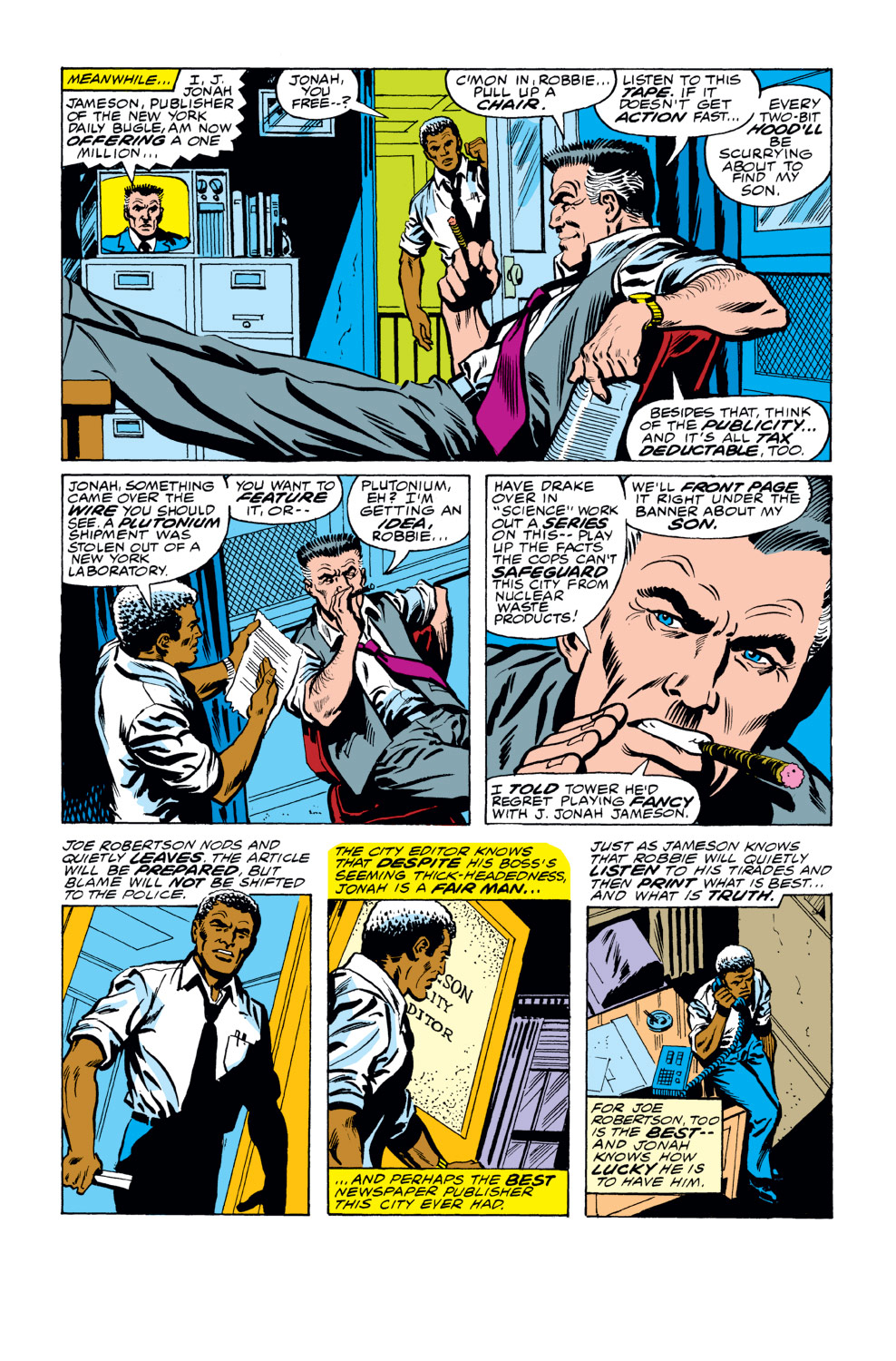 The Amazing Spider-Man (1963) 189 Page 10