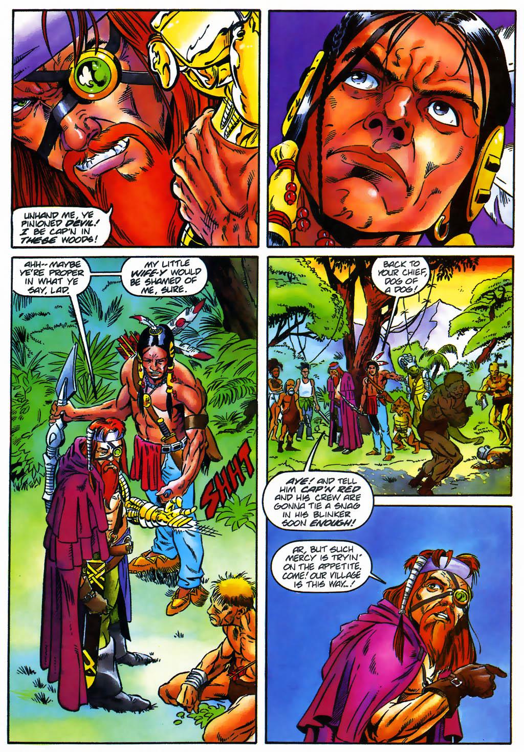 Read online Turok, Dinosaur Hunter (1993) comic -  Issue #26 - 12
