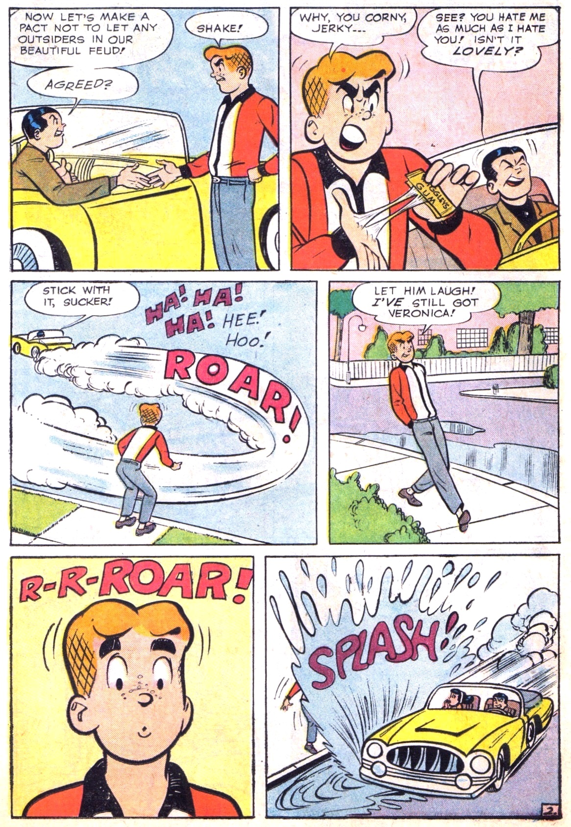 Read online Archie (1960) comic -  Issue #142 - 30
