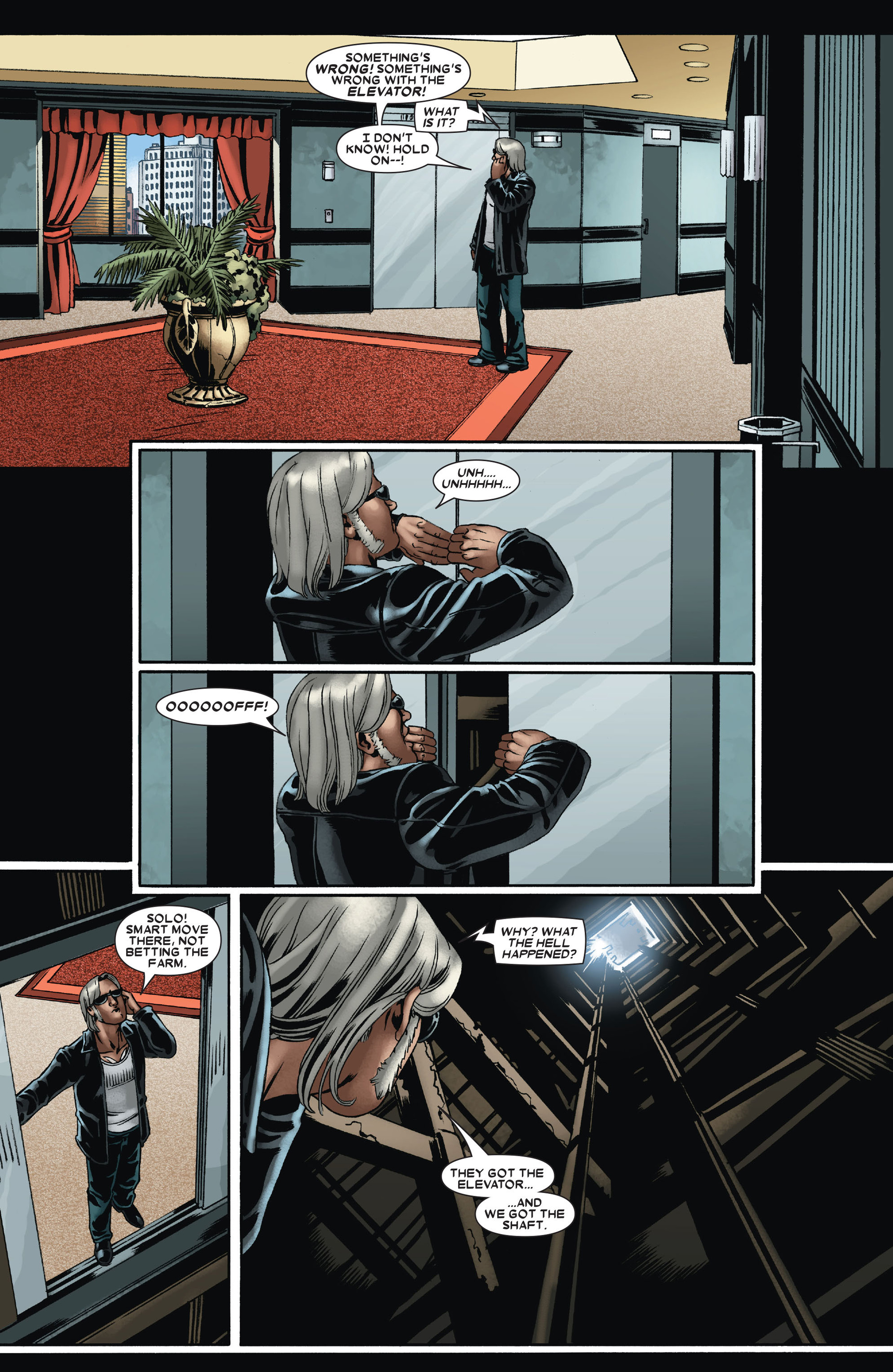 Read online X-Factor (2006) comic -  Issue #23 - 16