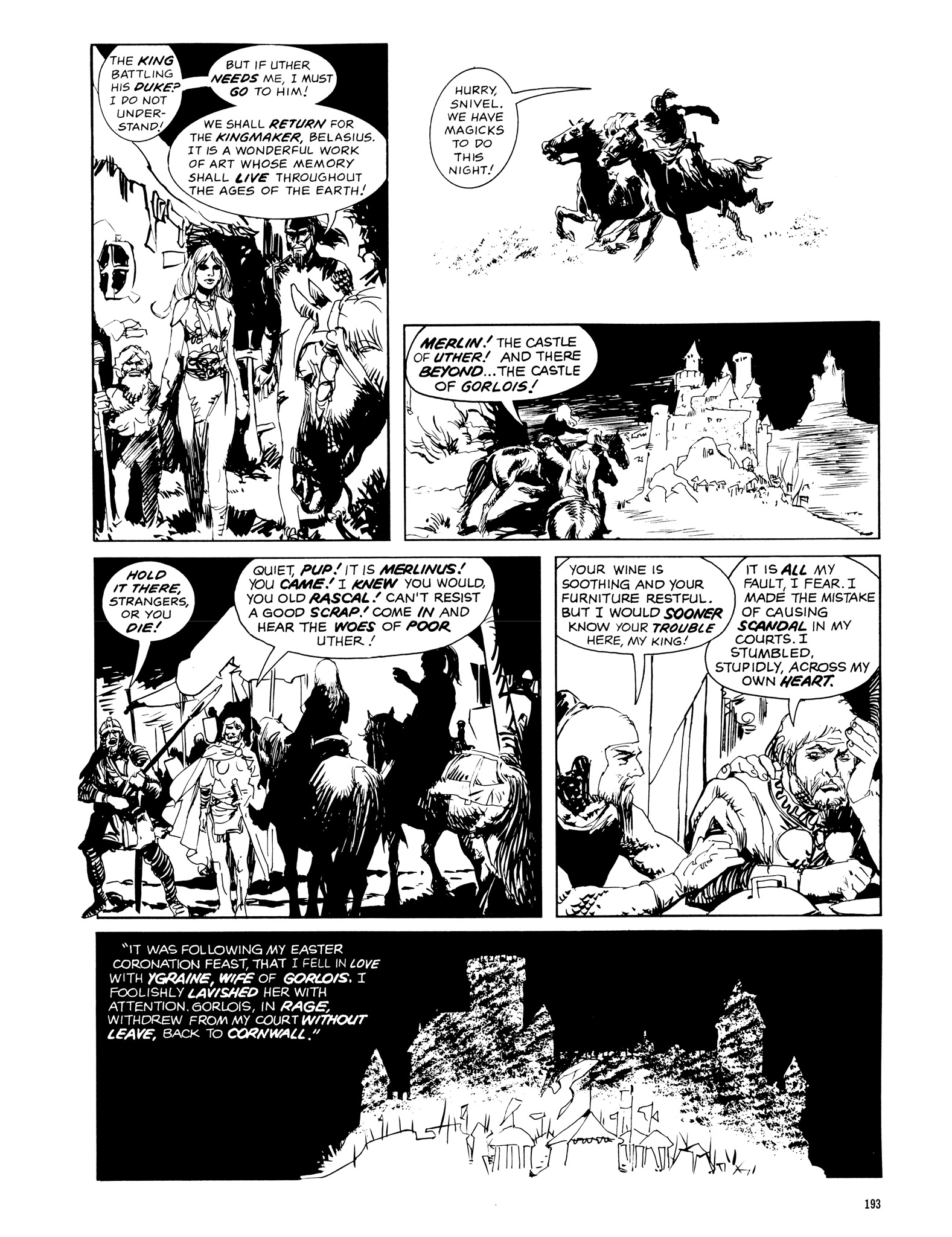 Read online Eerie Archives comic -  Issue # TPB 14 - 194