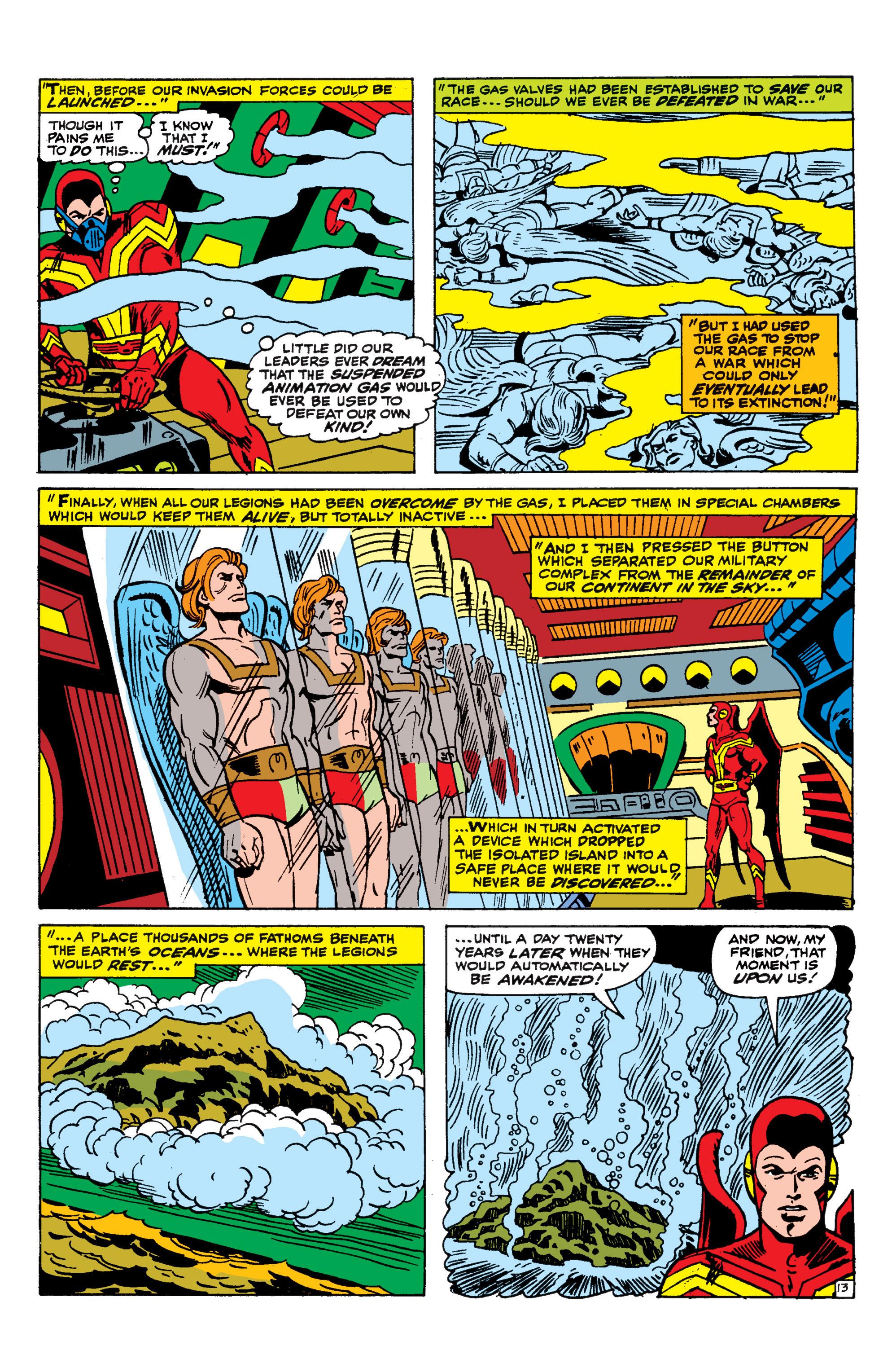 Uncanny X-Men (1963) 44 Page 13