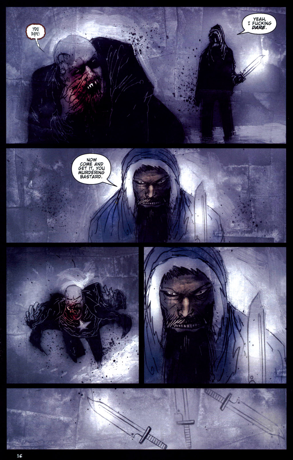 Read online 30 Days of Night: Return to Barrow comic -  Issue #6 - 18