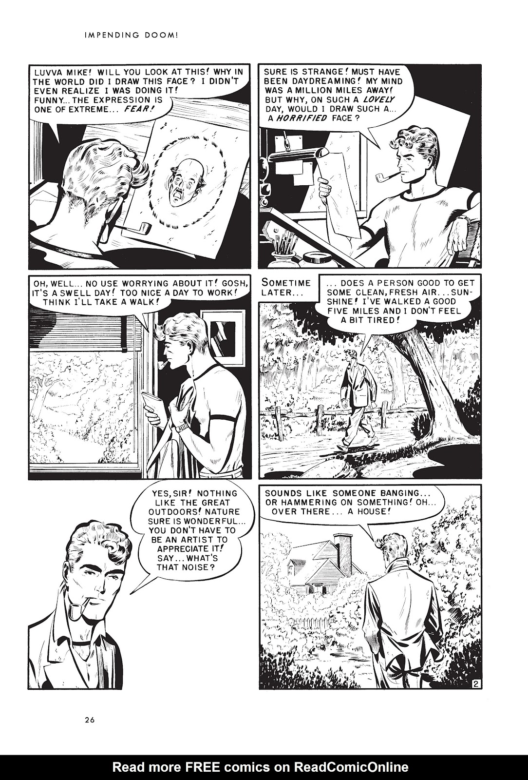 Read online Voodoo Vengeance and Other Stories comic -  Issue # TPB (Part 1) - 43