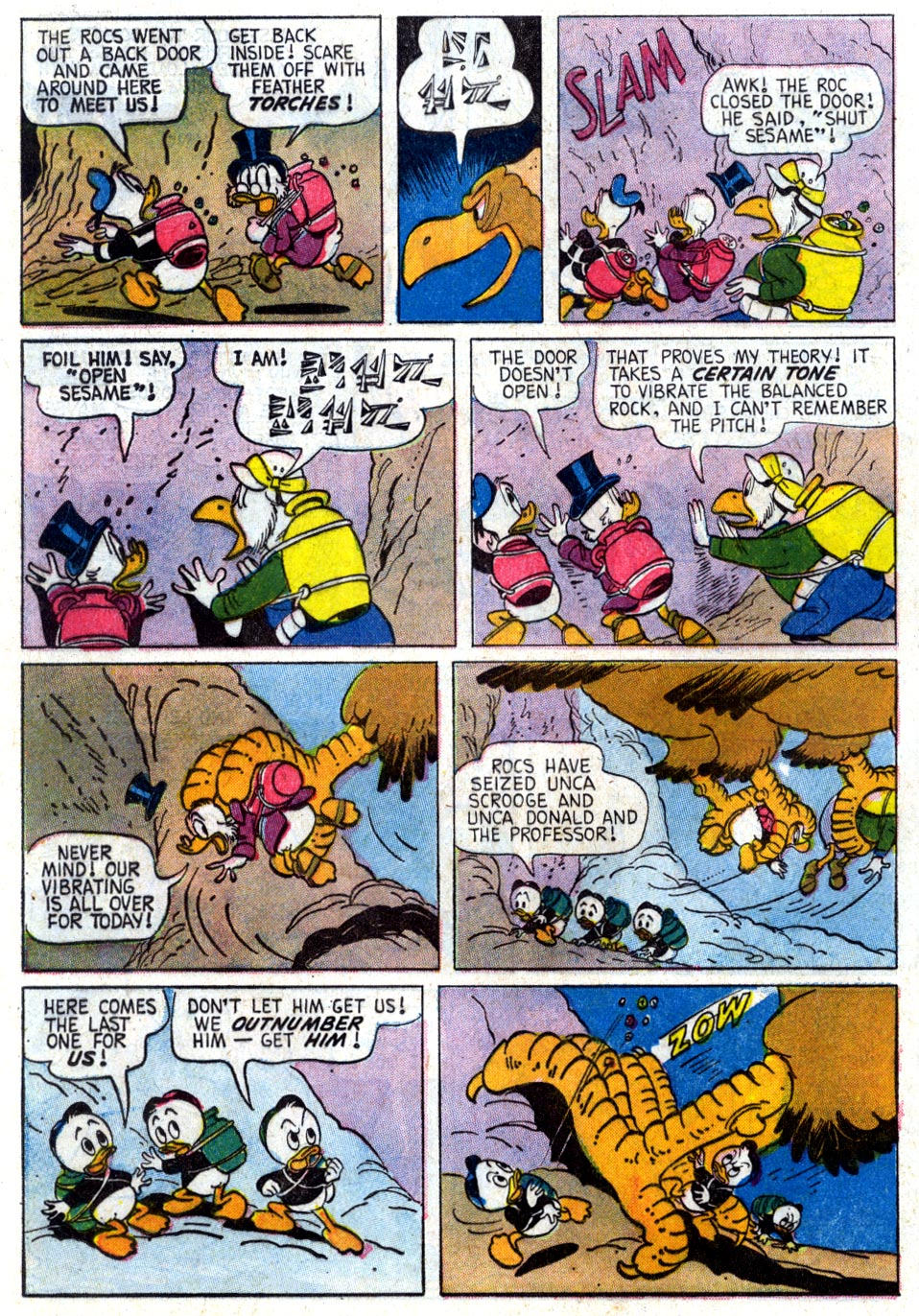 Read online Uncle Scrooge (1953) comic -  Issue #37 - 16