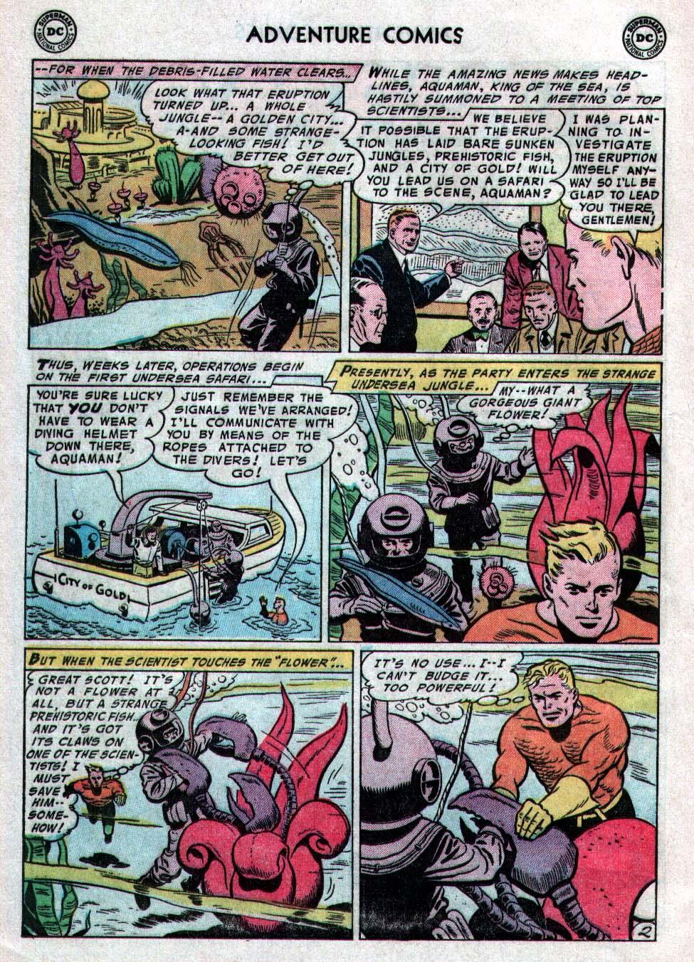 Read online Adventure Comics (1938) comic -  Issue #223 - 18