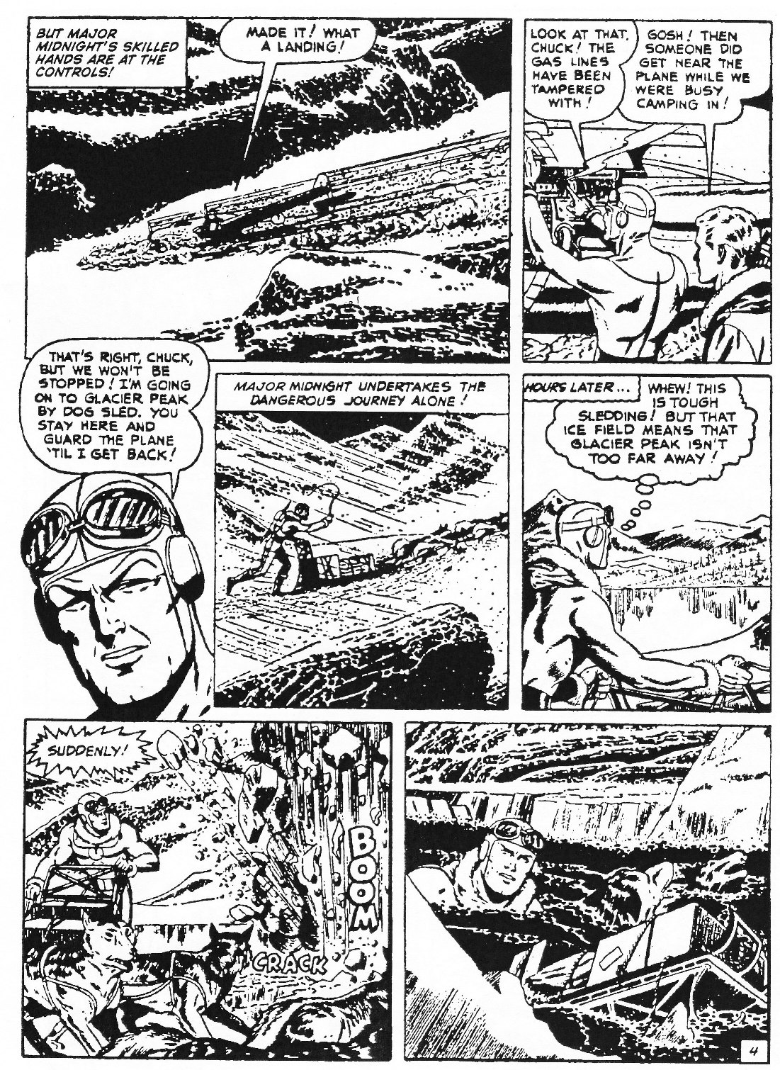 Read online Men of Mystery Comics comic -  Issue #72 - 29