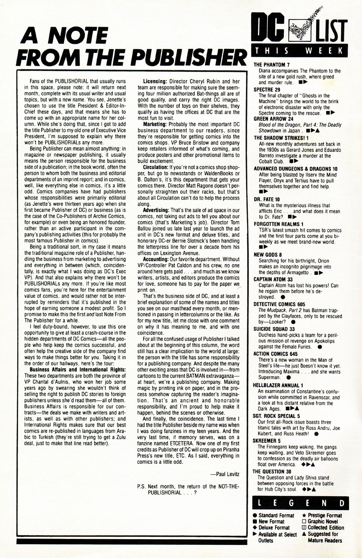 Read online Advanced Dungeons & Dragons comic -  Issue #10 - 2