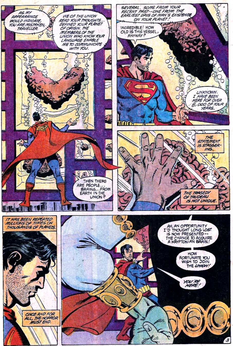 Read online Adventures of Superman (1987) comic -  Issue #452 - 4