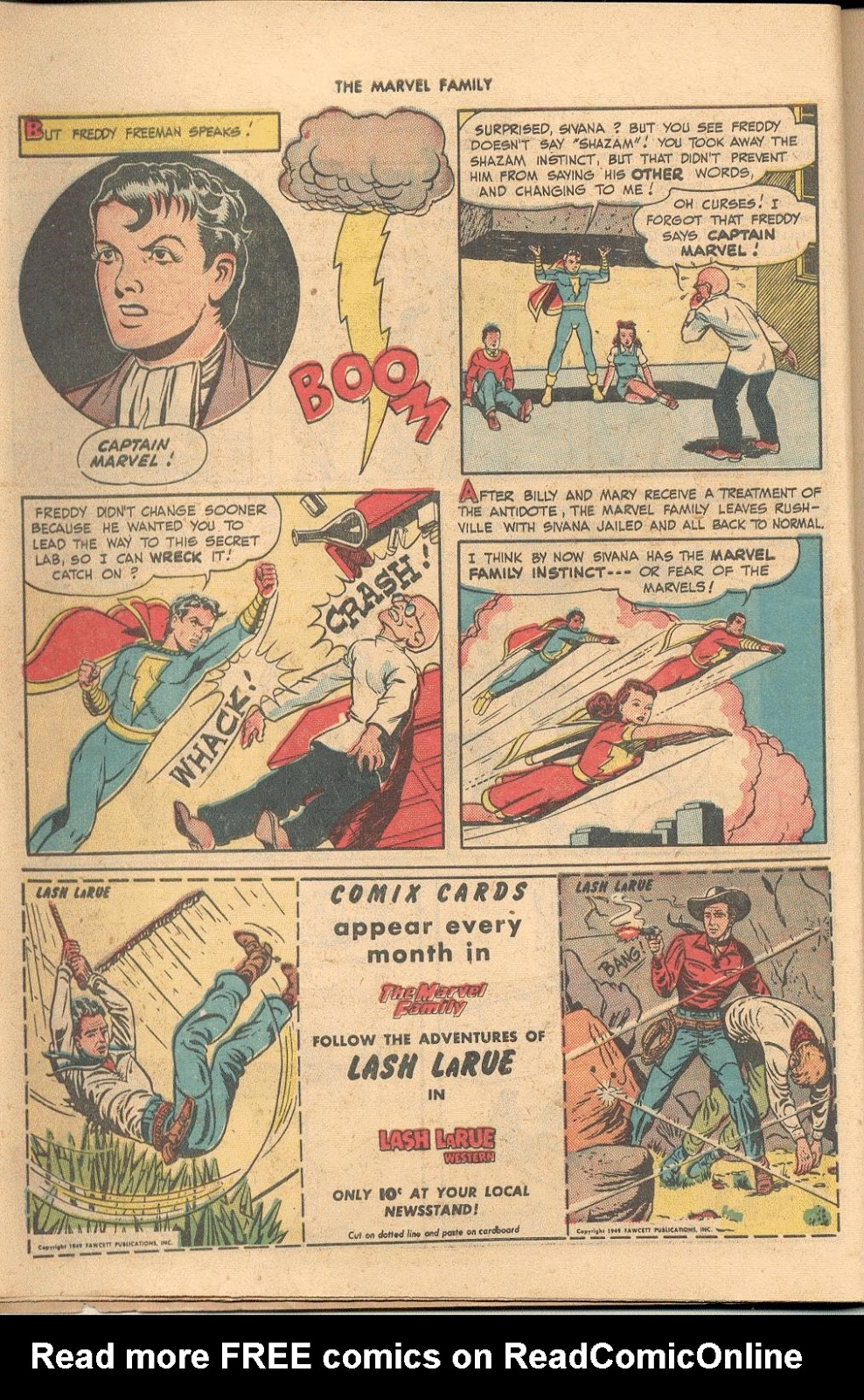 The Marvel Family issue 38 - Page 12