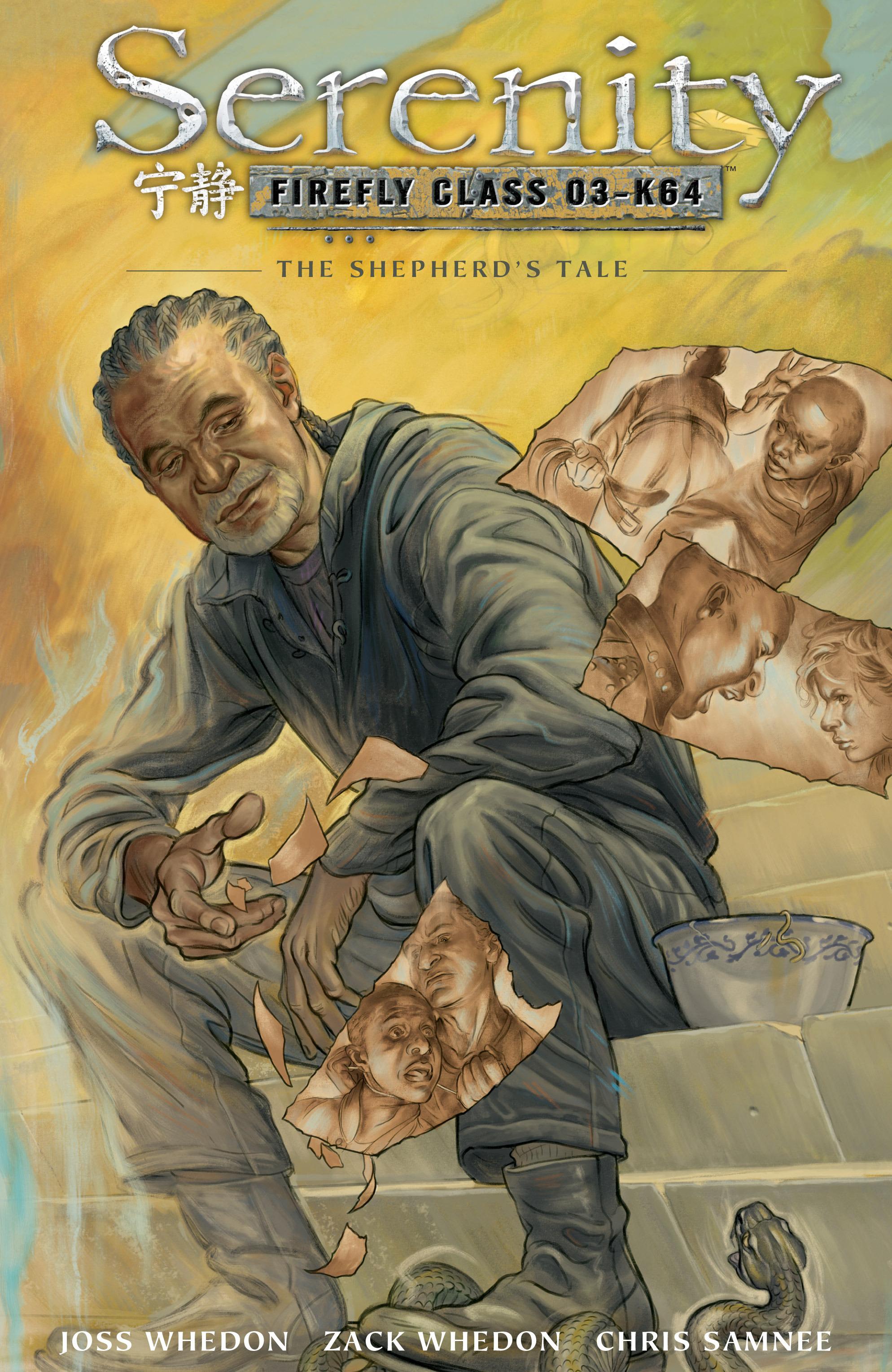 Read online Serenity Volume Three: The Shepherd's Tale comic -  Issue # TPB - 1