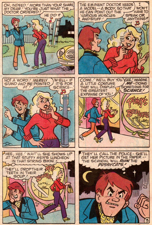 Read online She's Josie comic -  Issue #105 - 31