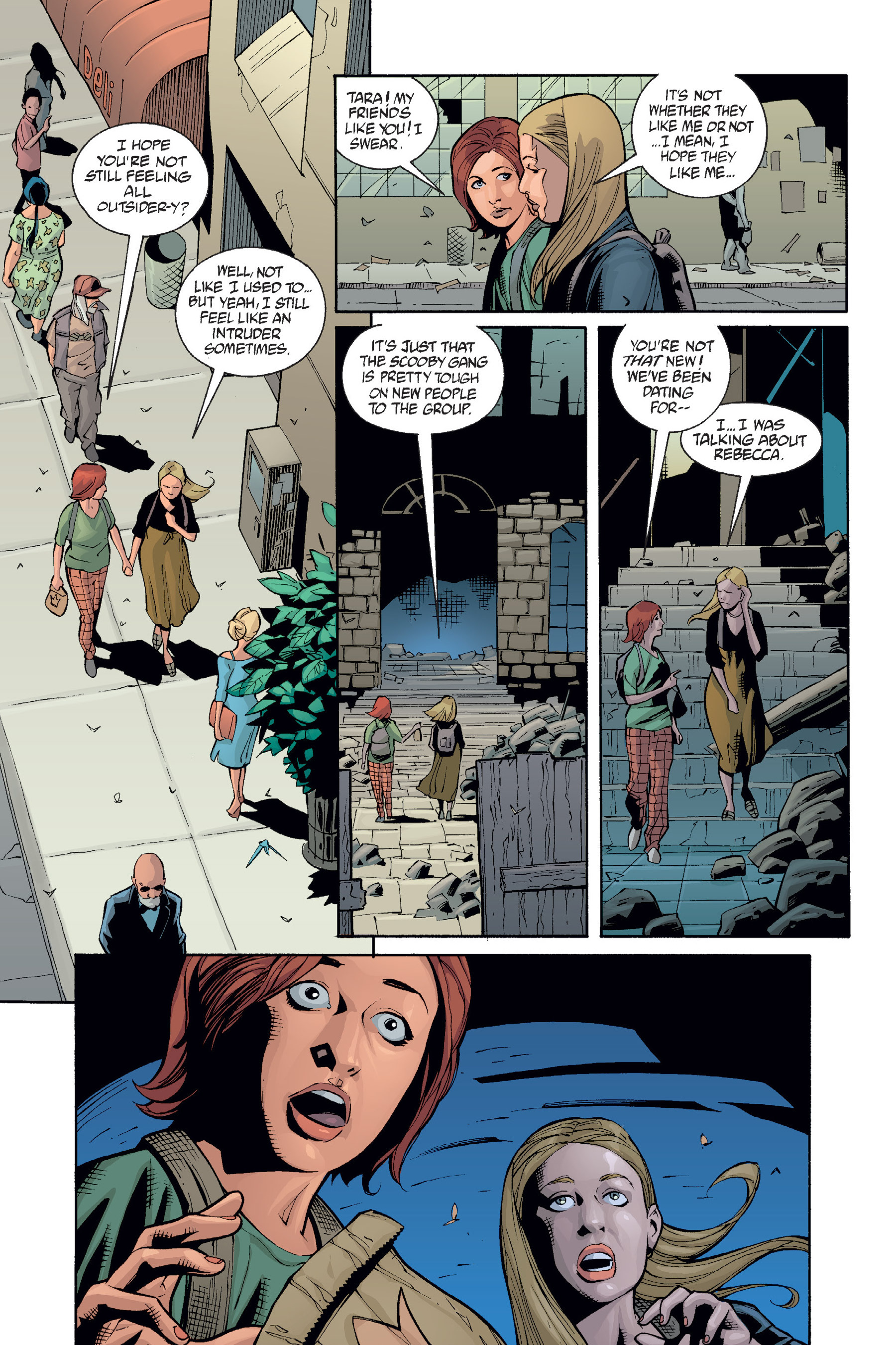 Read online Buffy the Vampire Slayer: Omnibus comic -  Issue # TPB 6 - 230