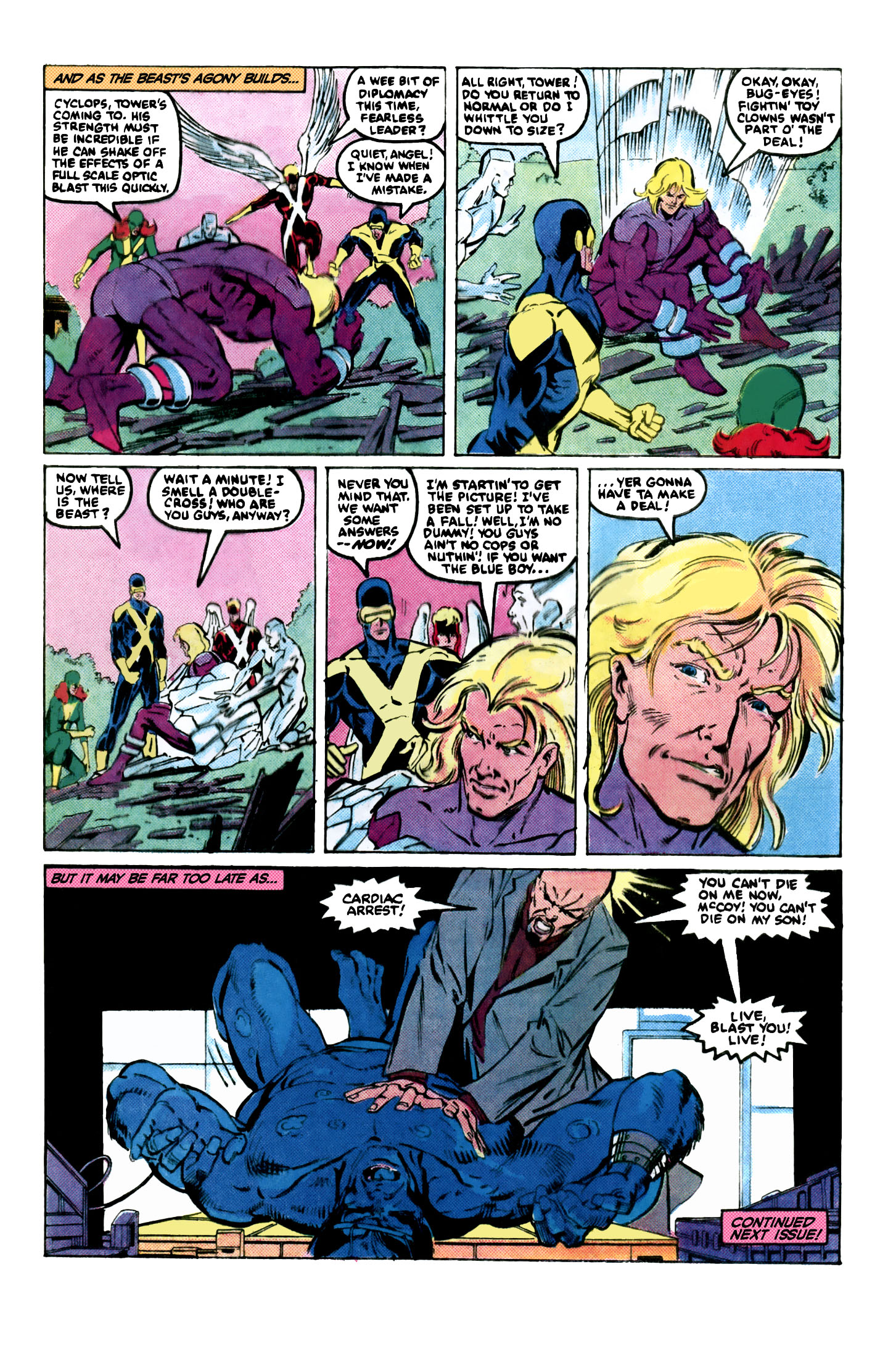 Read online X-Factor (1986) comic -  Issue #2 - 24
