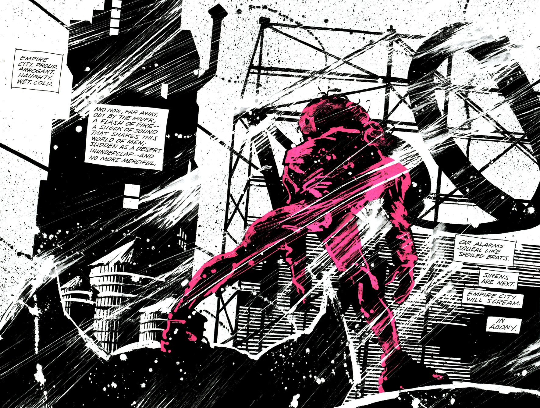 Read online Frank Miller's Holy Terror comic -  Issue # TPB - 41