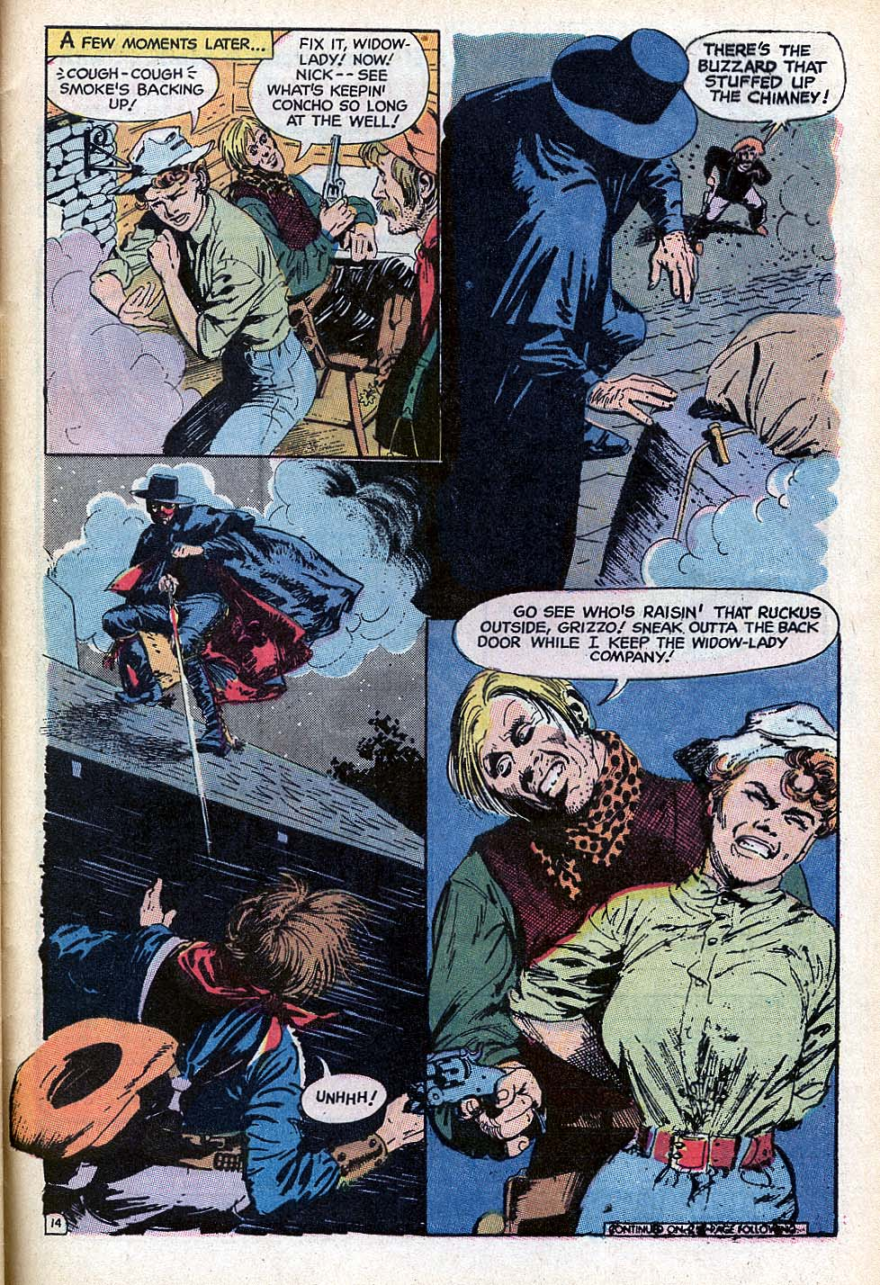Read online All-Star Western (1970) comic -  Issue #3 - 24