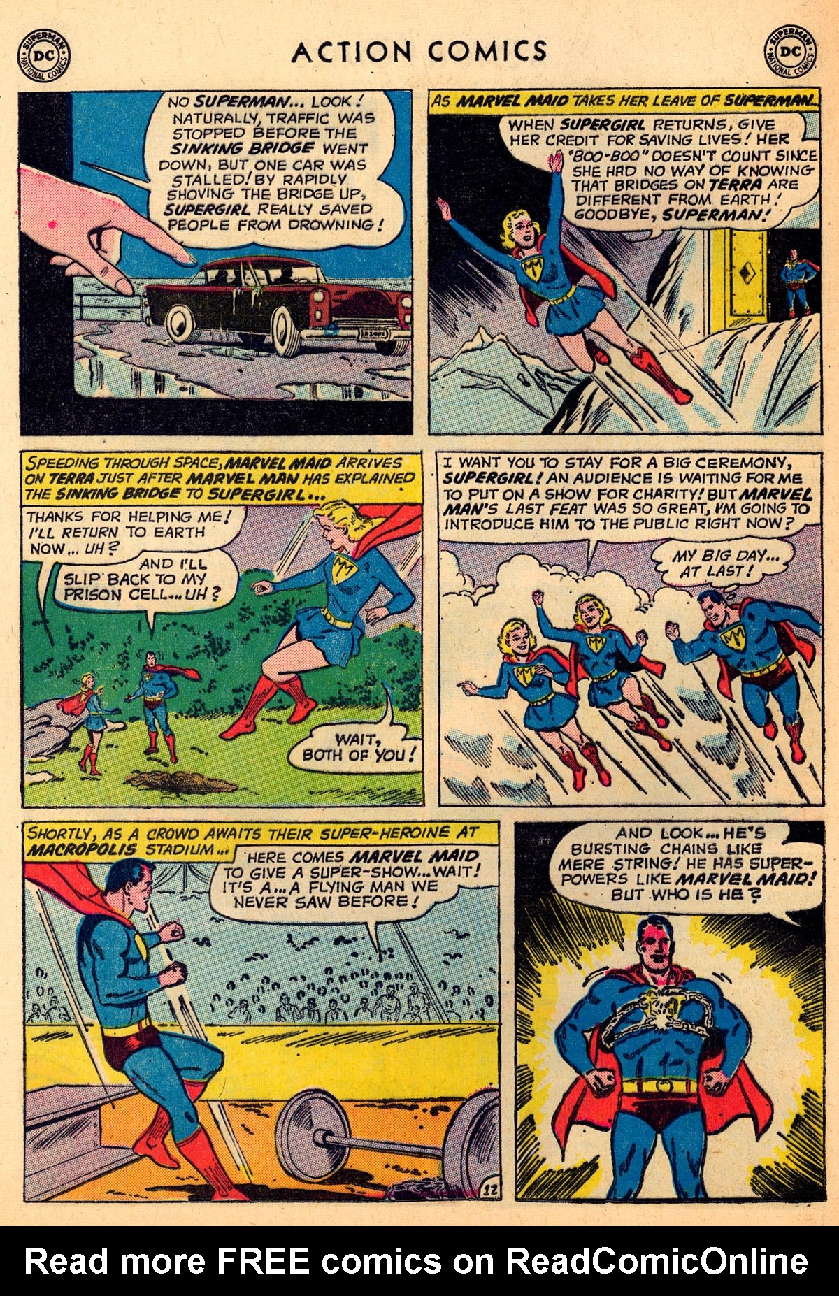 Read online Action Comics (1938) comic -  Issue #273 - 28
