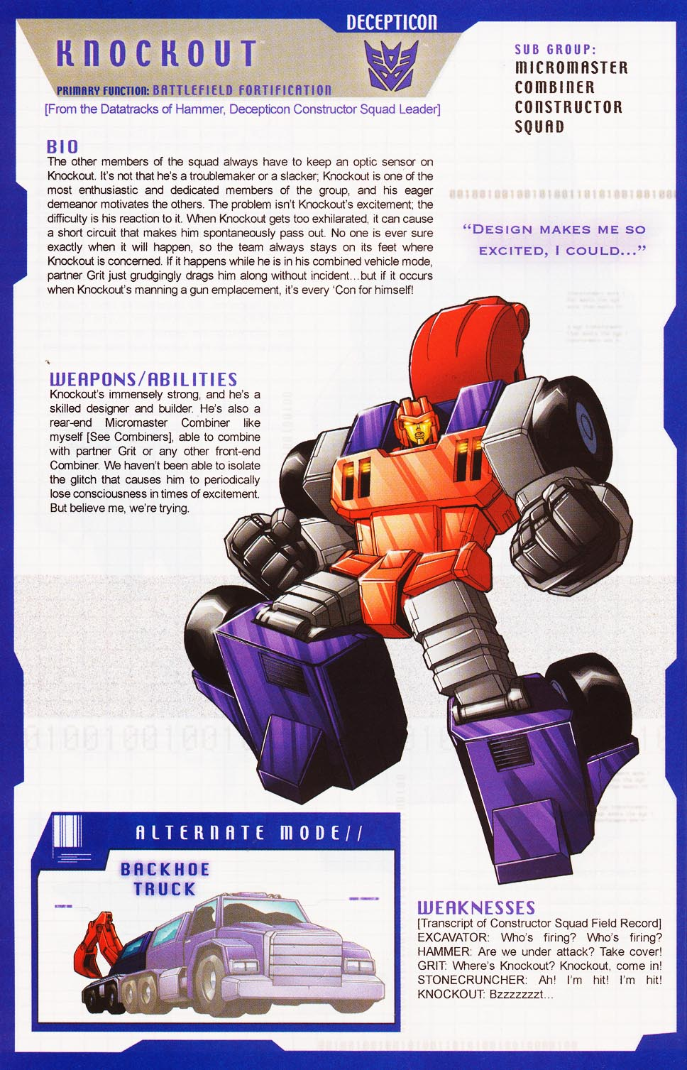 Read online Transformers: More than Meets the Eye comic -  Issue #3 - 54