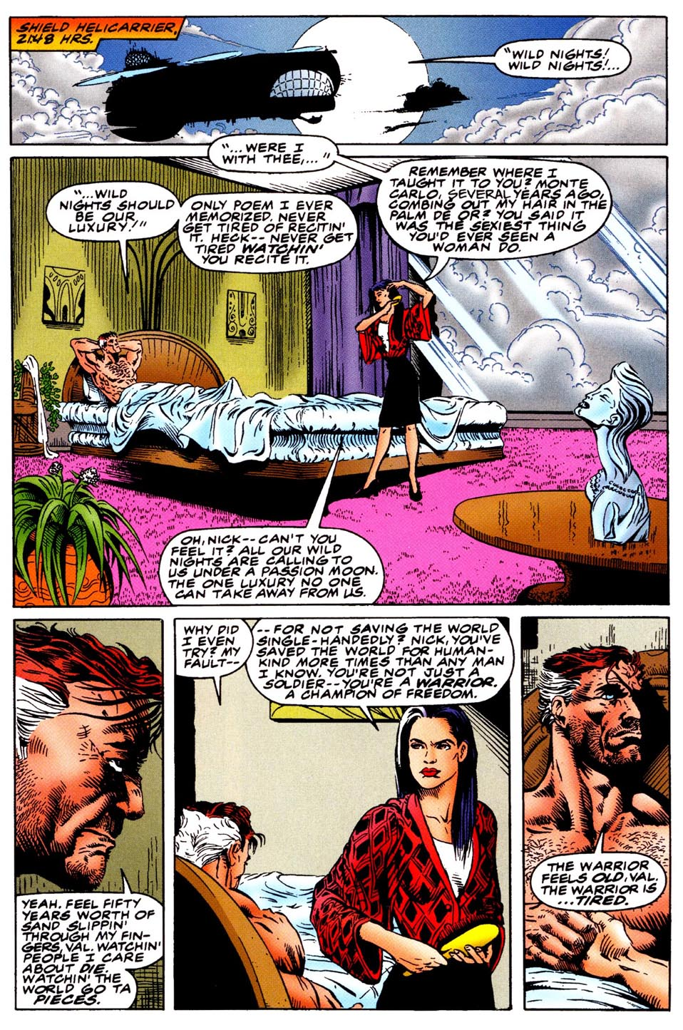 Read online Double Edge comic -  Issue # Issue Omega - 23