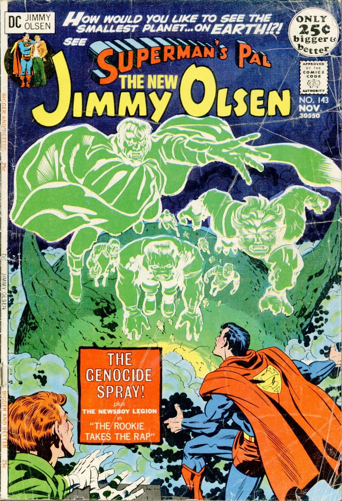 Supermans Pal Jimmy Olsen (1954) 143 Page 1