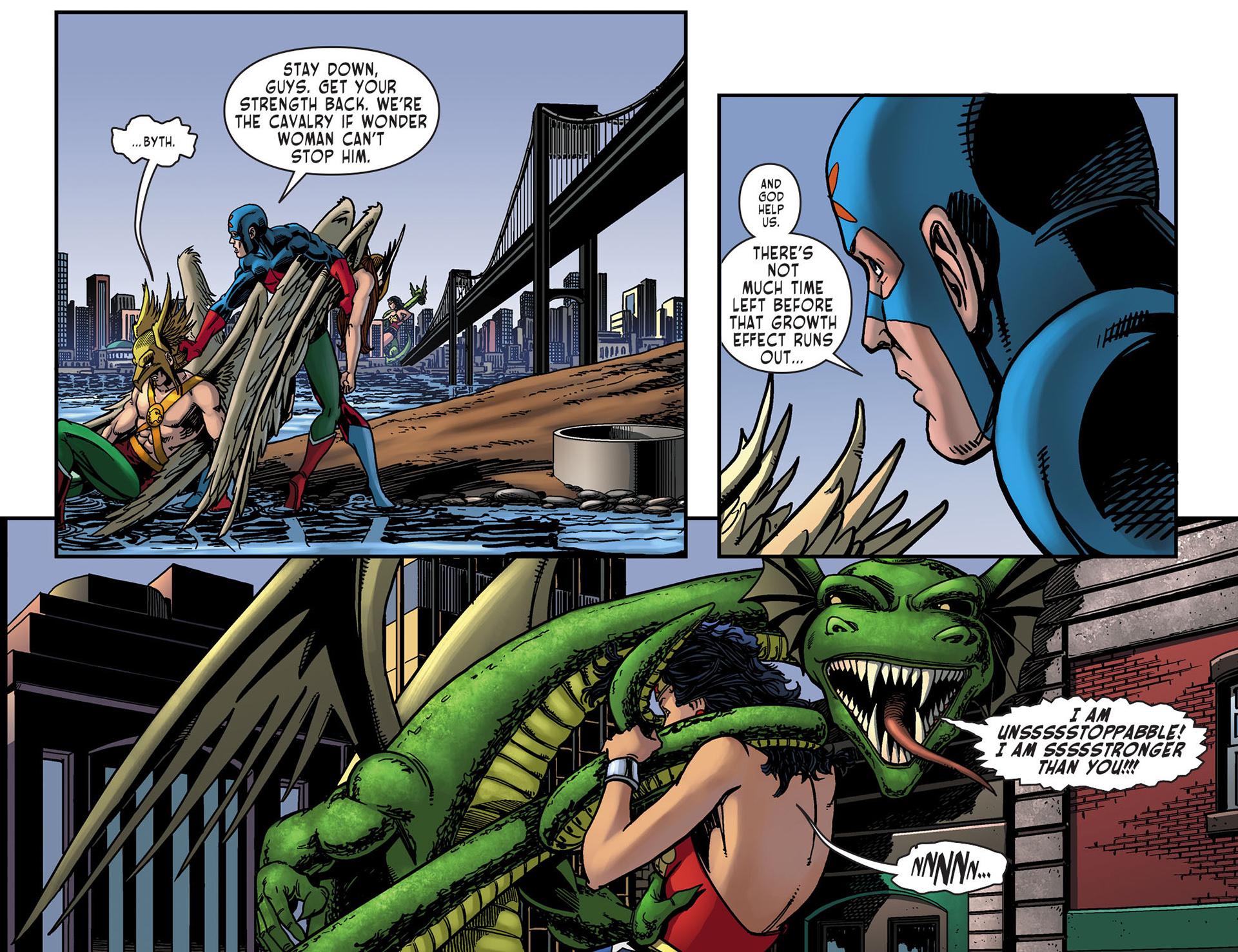 Read online Sensation Comics Featuring Wonder Woman comic -  Issue #10 - 14