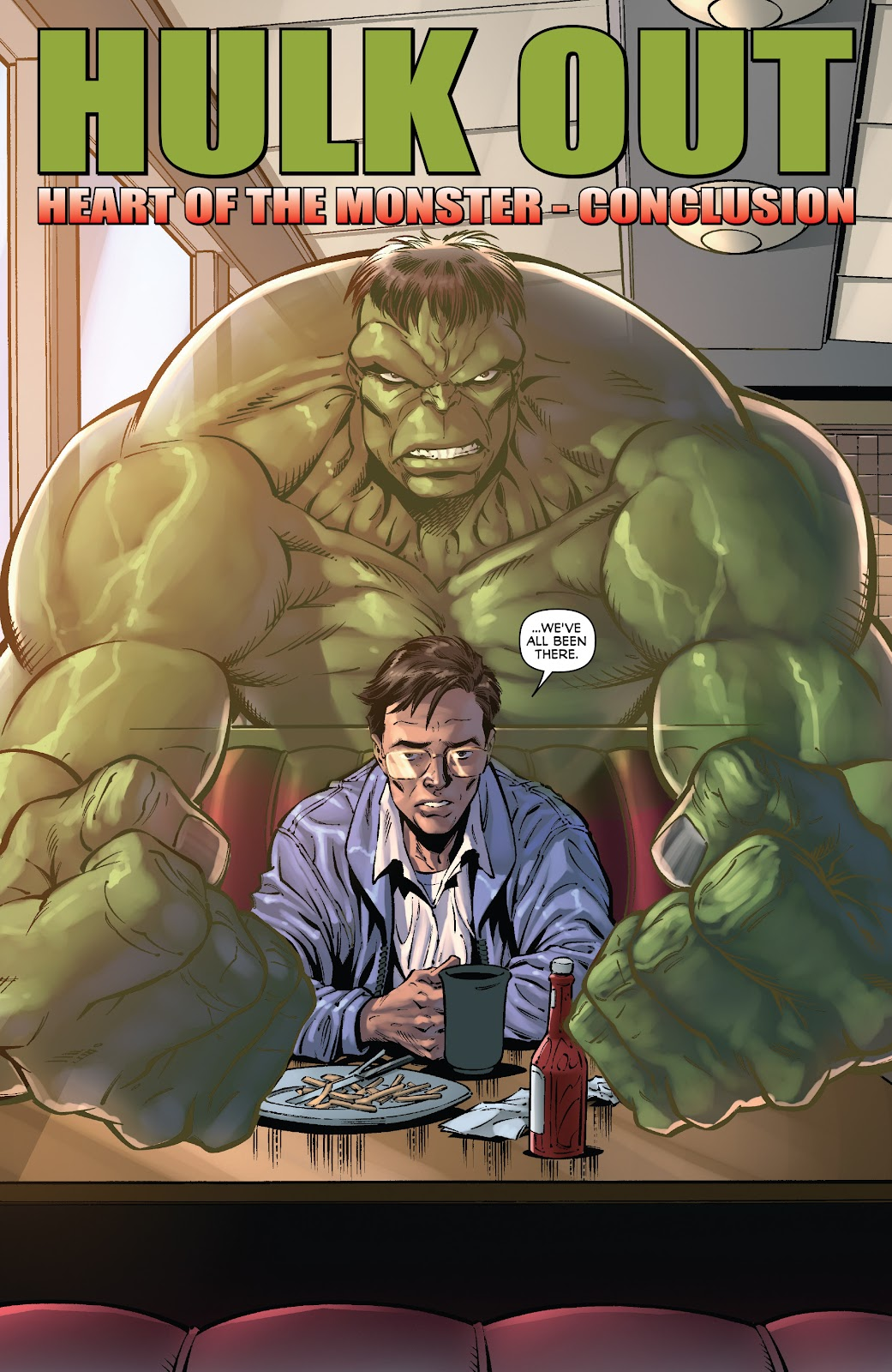 Read online Incredible Hulks (2010) comic -  Issue # _TPB Heart of the Monster - 129