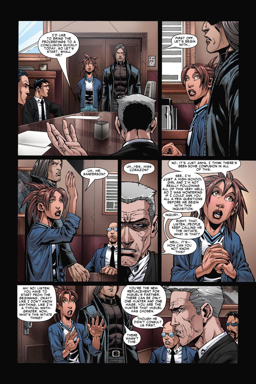 Read online Amazing Fantasy (2004) comic -  Issue #4 - 18