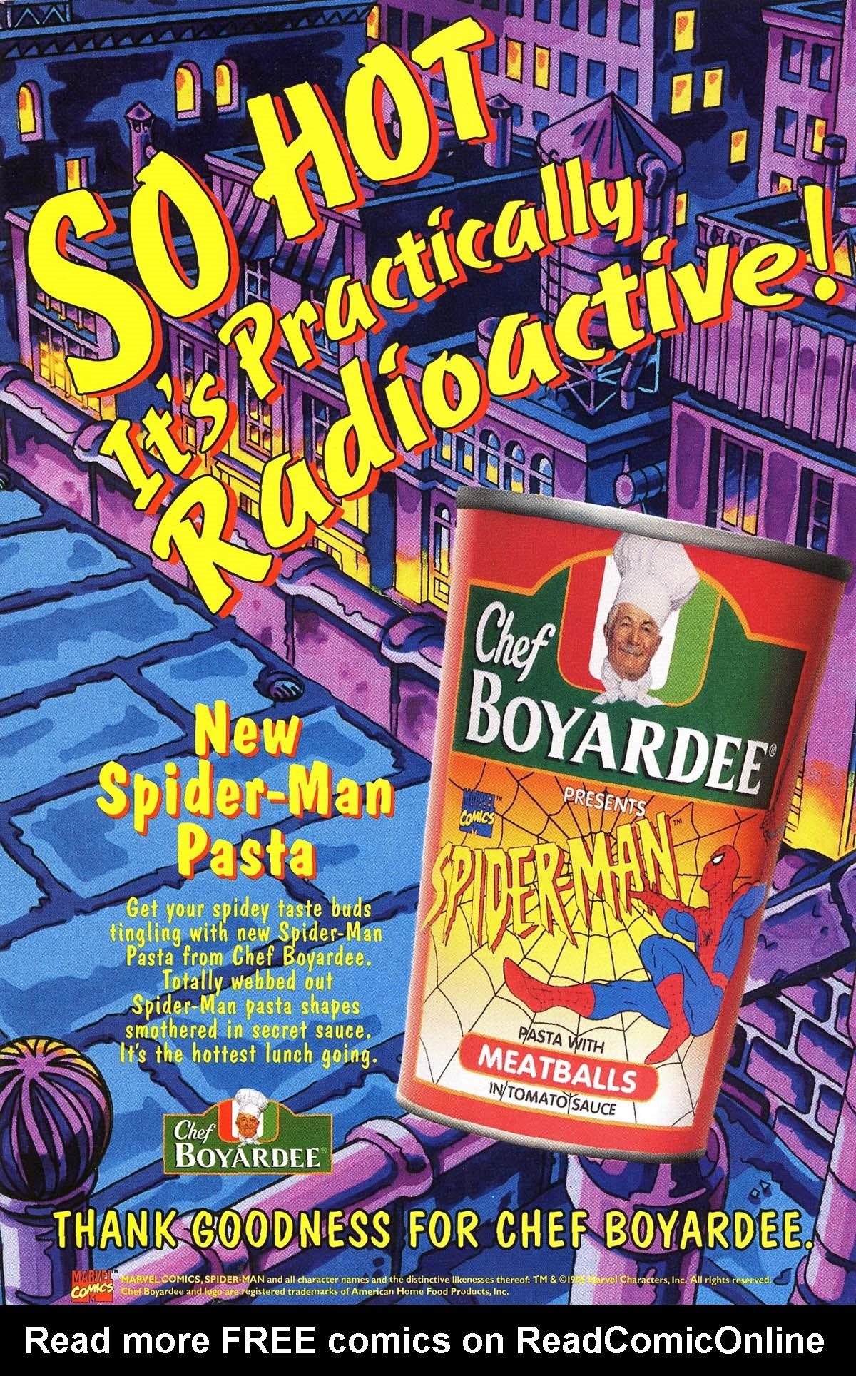 Read online UltraForce (1995) comic -  Issue #5 - 33