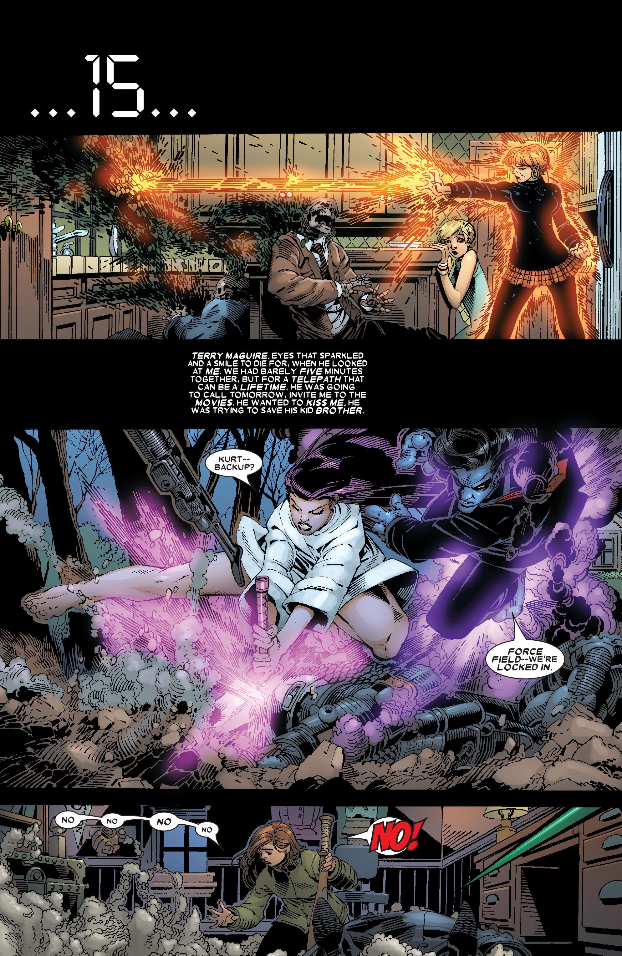 Read online Uncanny X-Men (1963) comic -  Issue #467 - 13
