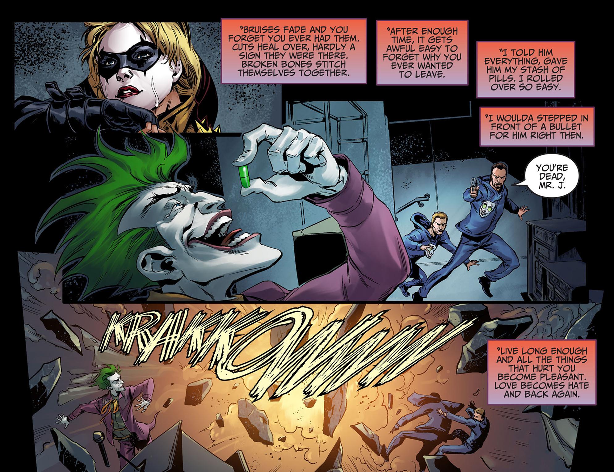 Read online Injustice: Ground Zero comic -  Issue #5 - 22