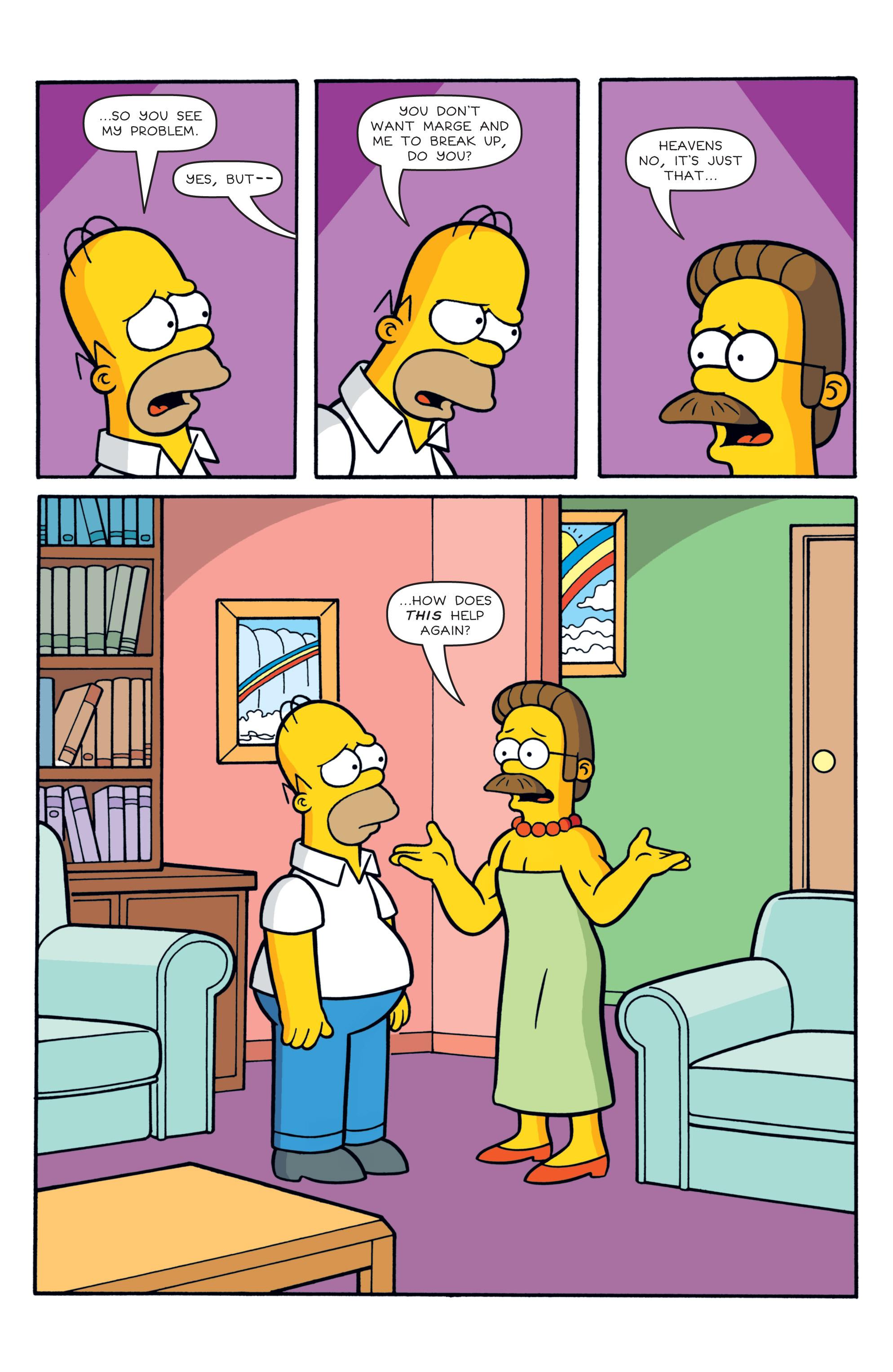 Read online Simpsons Comics comic -  Issue #188 - 18