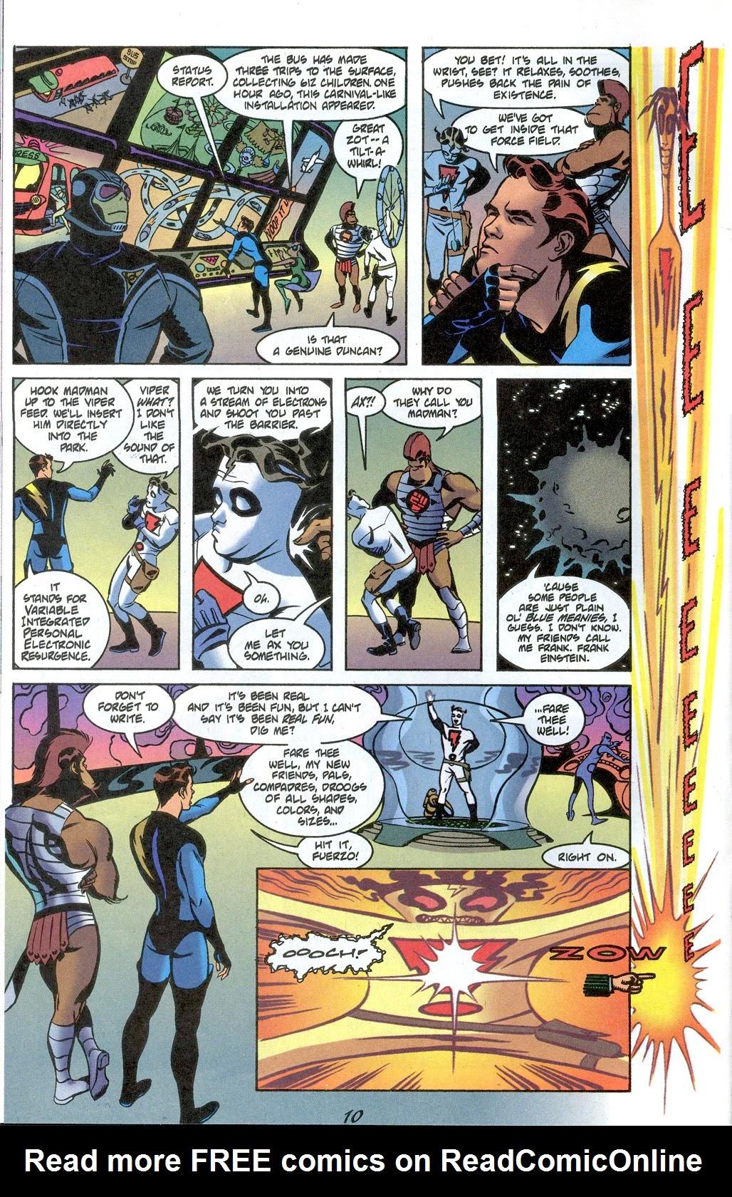 Read online Nexus Meets Madman comic -  Issue # Full - 12