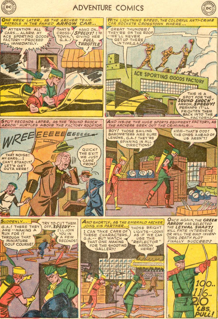 Read online Adventure Comics (1938) comic -  Issue #186 - 38