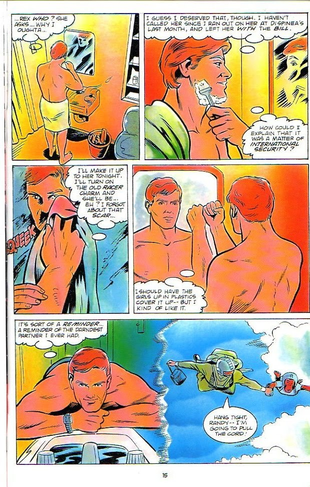 Racer X (1988) issue 1 - Page 9