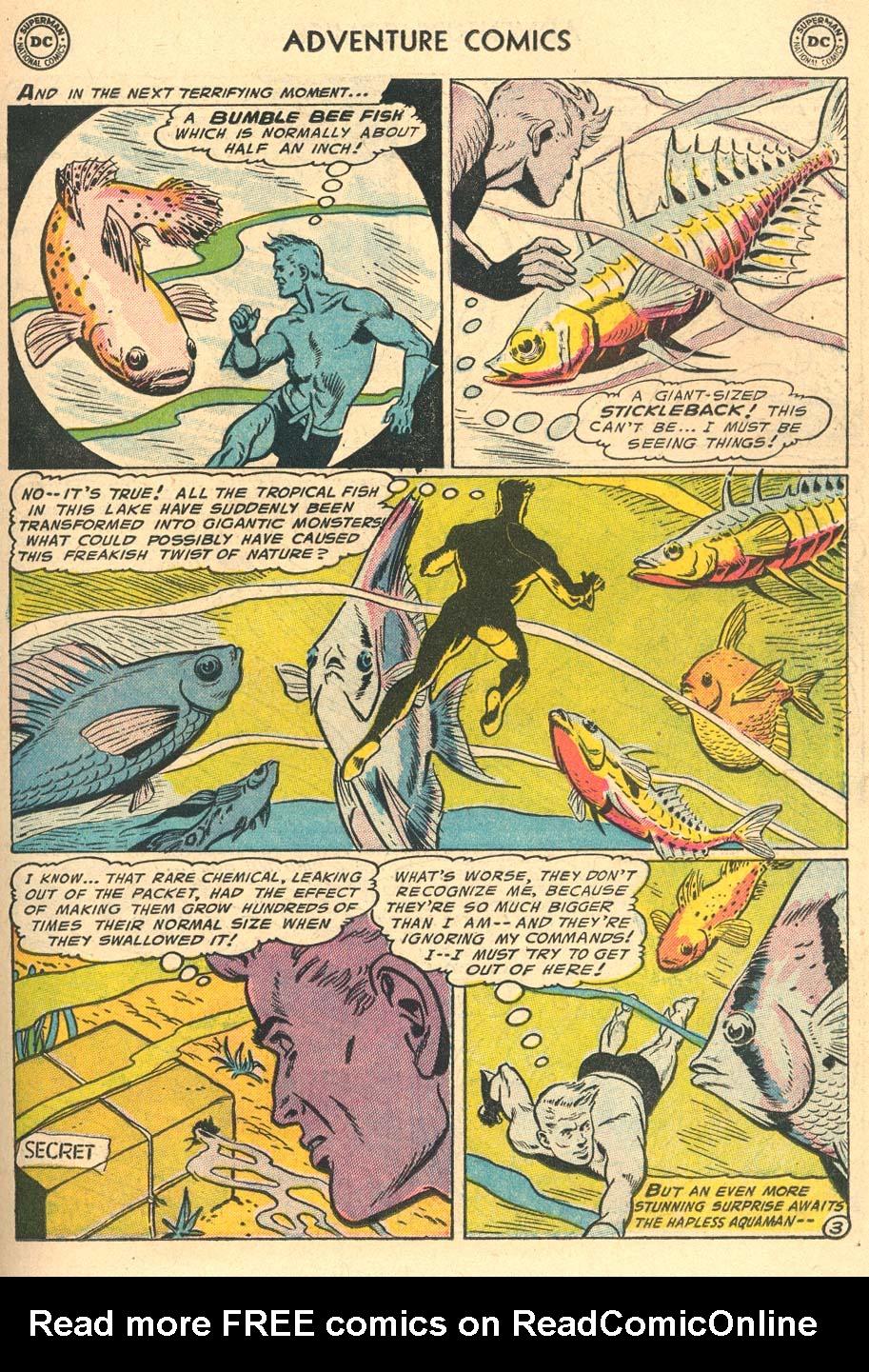 Read online Adventure Comics (1938) comic -  Issue #212 - 19