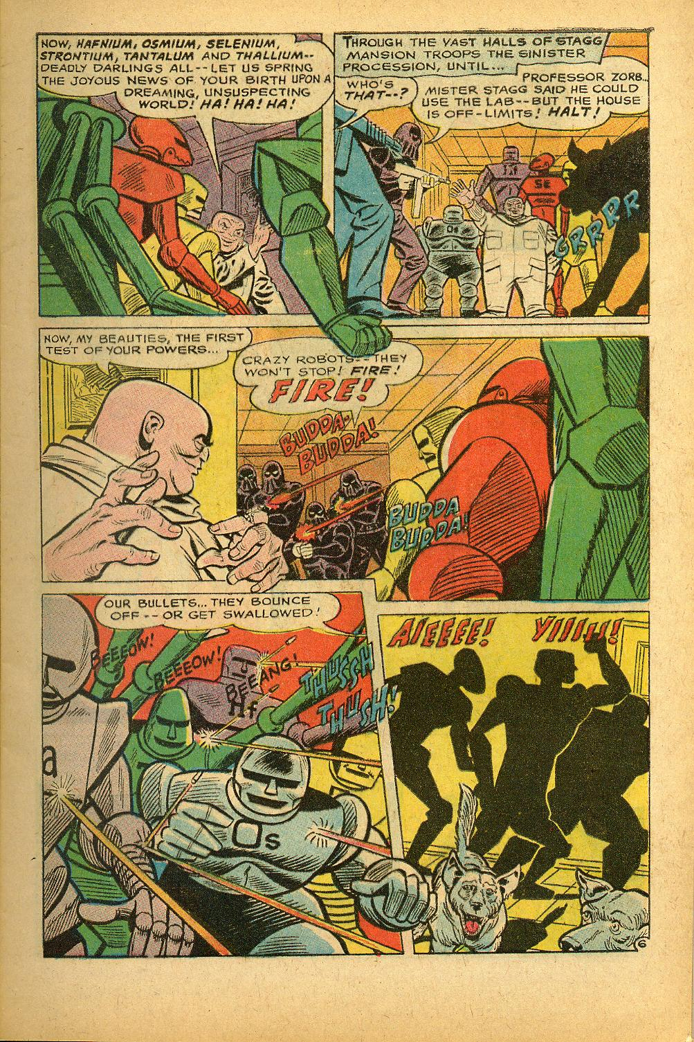 Metamorpho (1965) issue 12 - Page 9