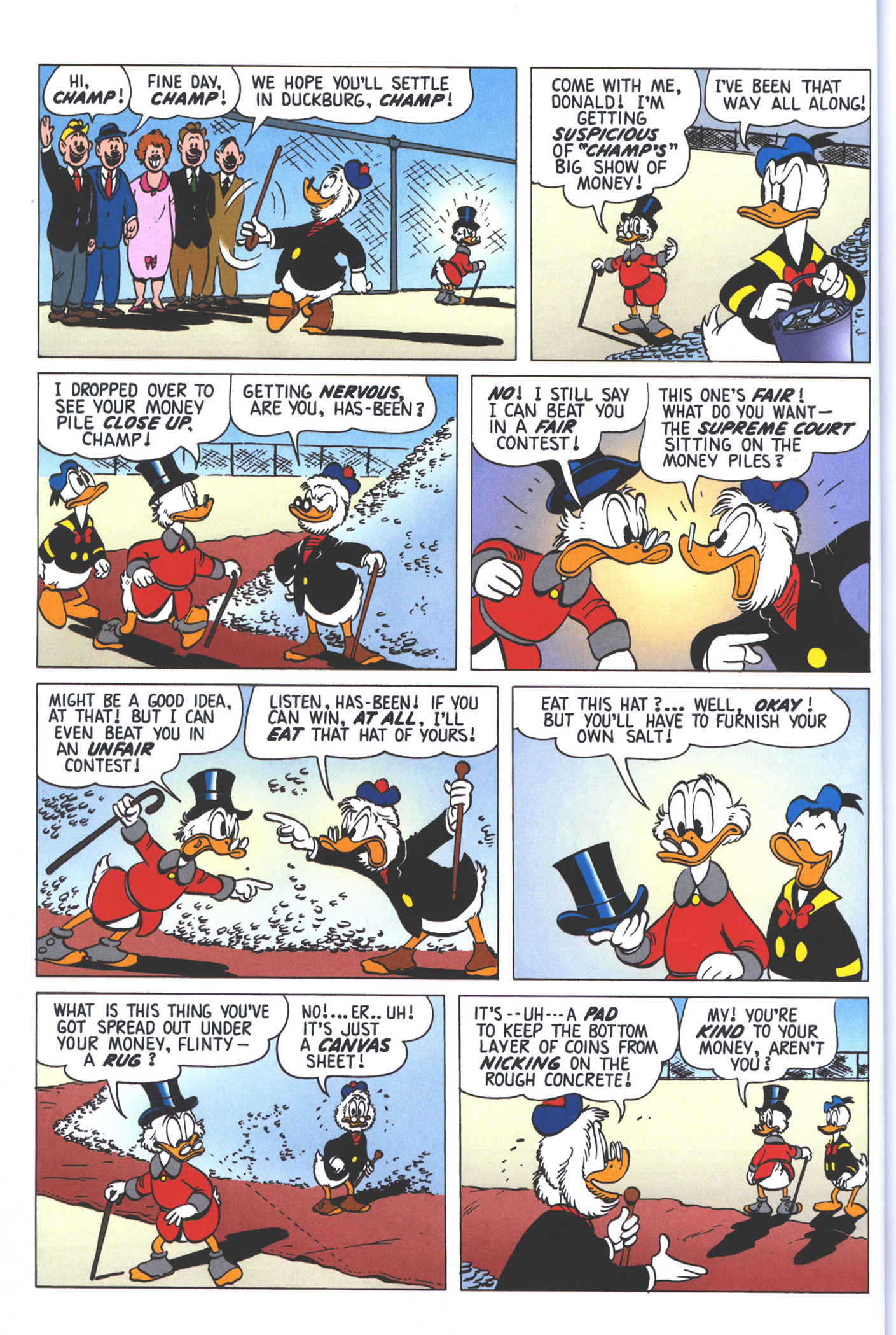 Read online Uncle Scrooge (1953) comic -  Issue #382 - 12