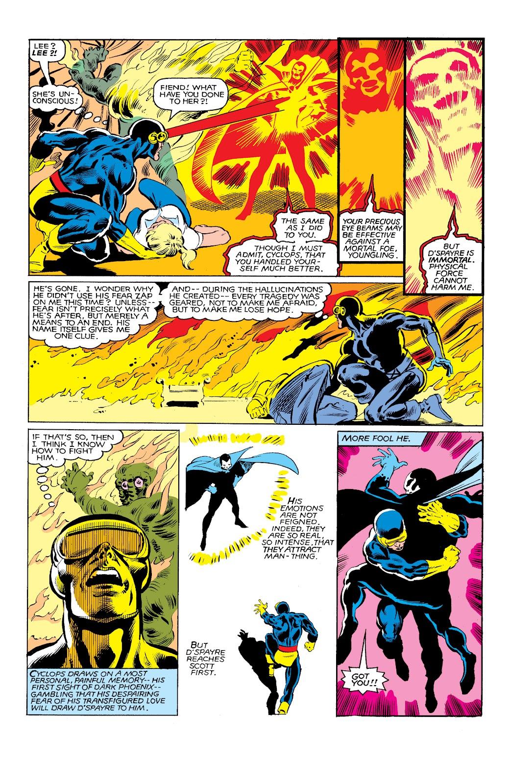 Uncanny X-Men (1963) issue 144 - Page 21
