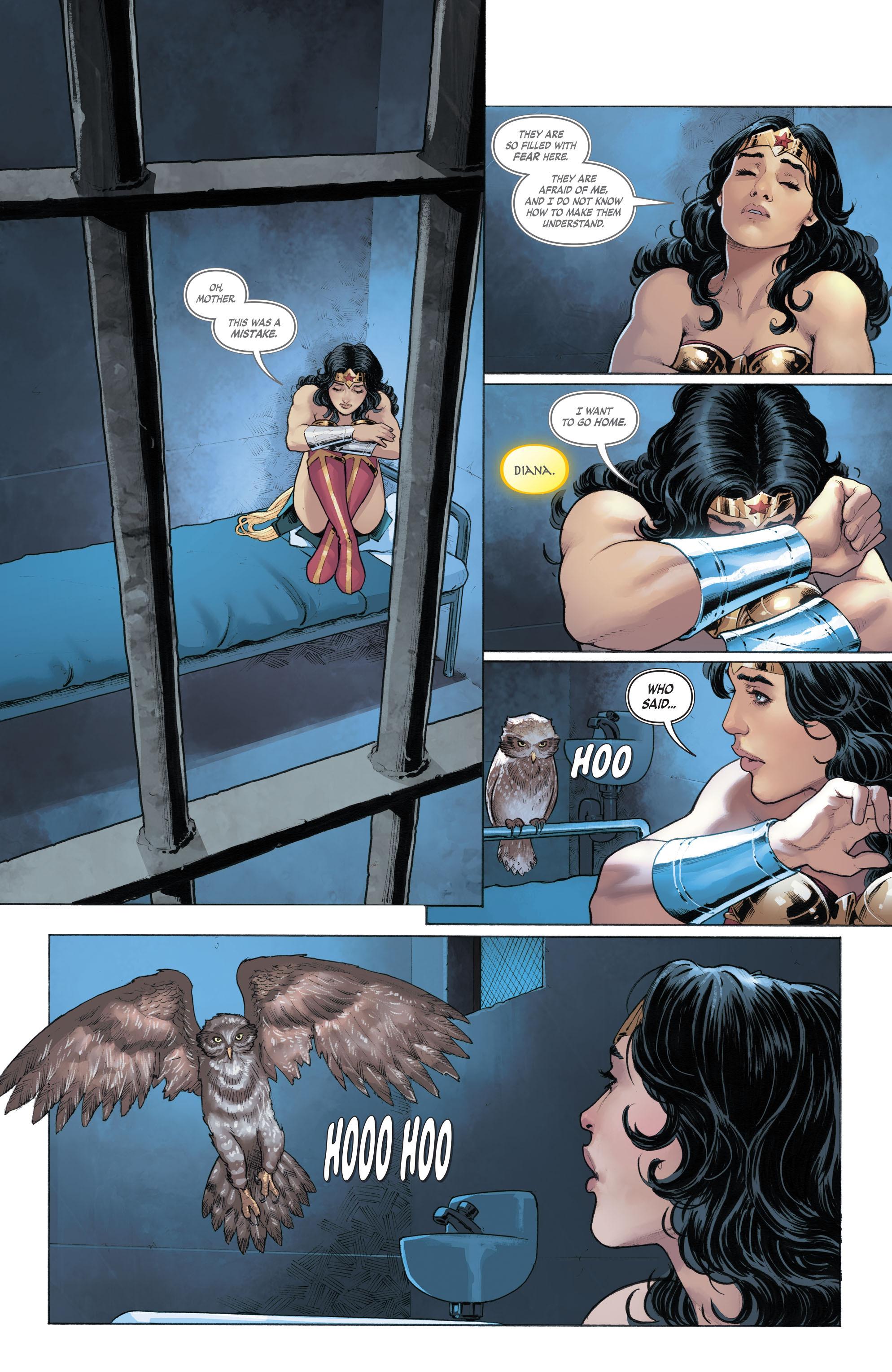 Read online Wonder Woman (2016) comic -  Issue #6 - 17