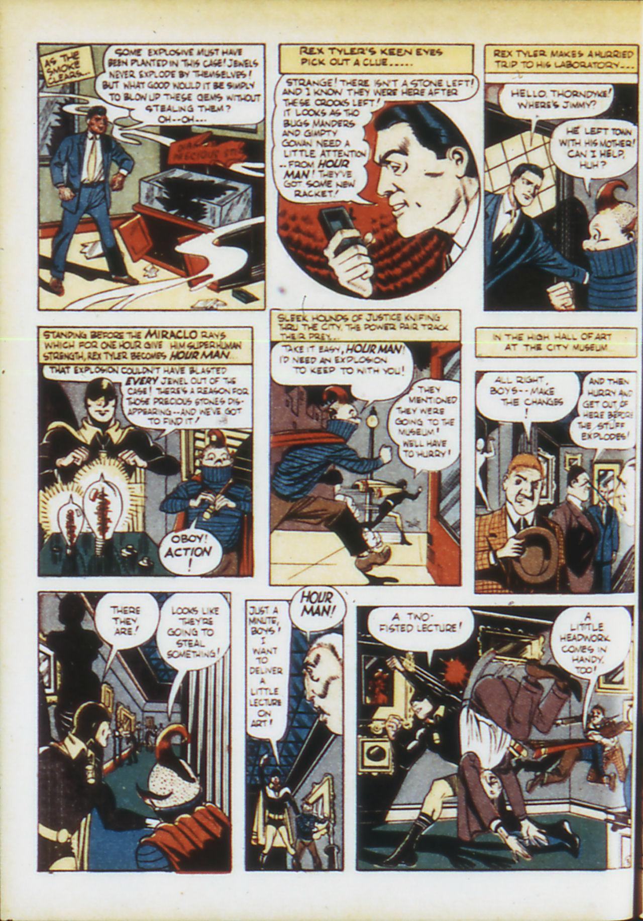 Read online Adventure Comics (1938) comic -  Issue #74 - 17