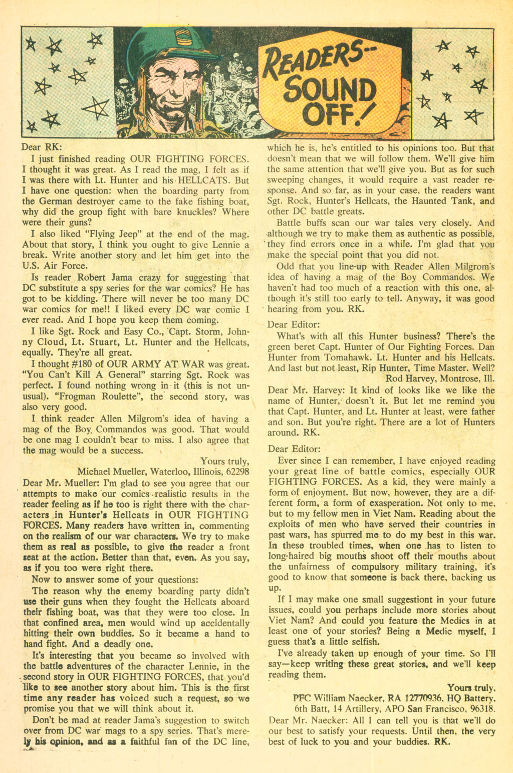 Our Fighting Forces (1954) issue 111 - Page 15