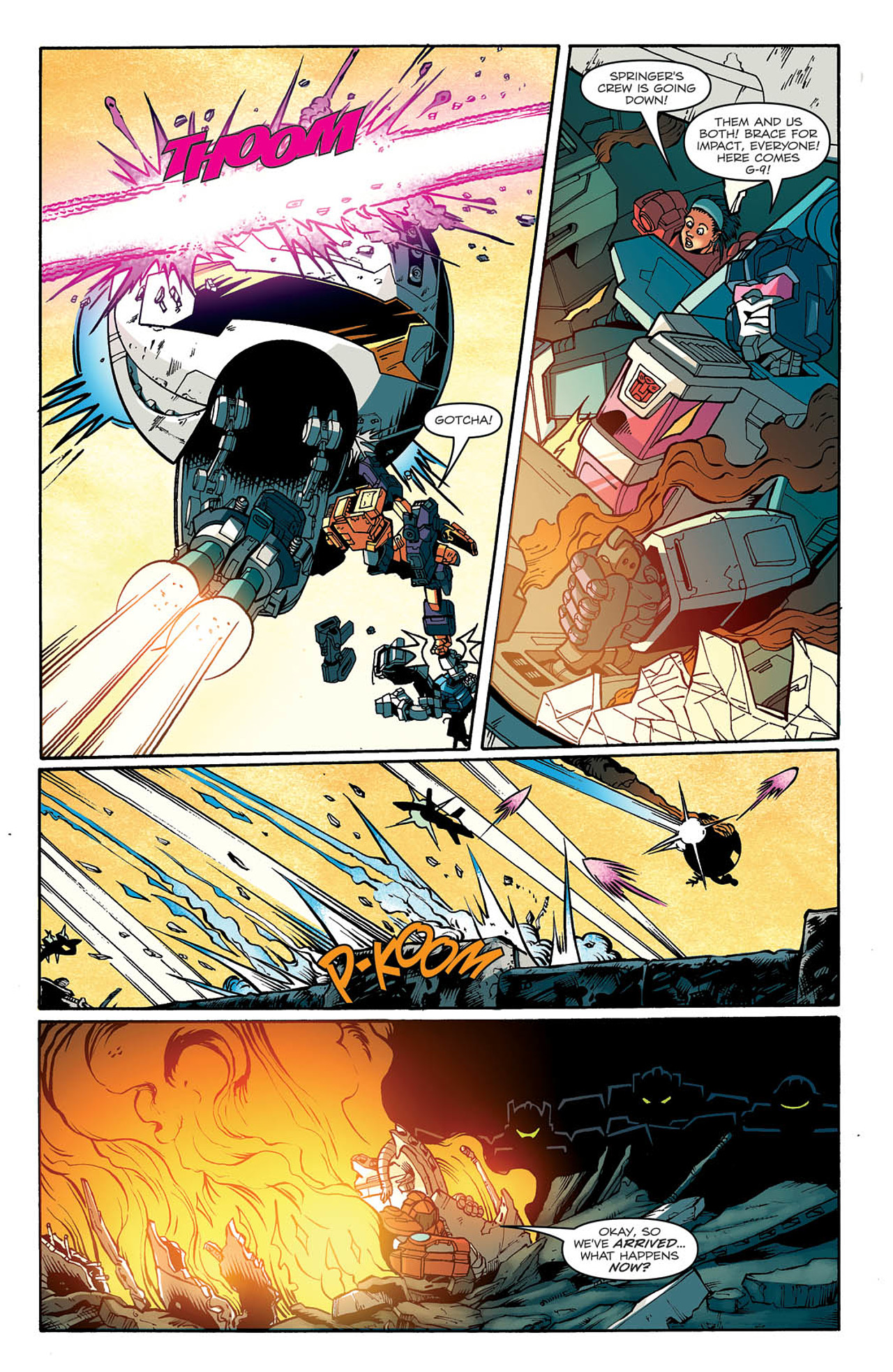 Read online Transformers: Last Stand of The Wreckers comic -  Issue #2 - 24