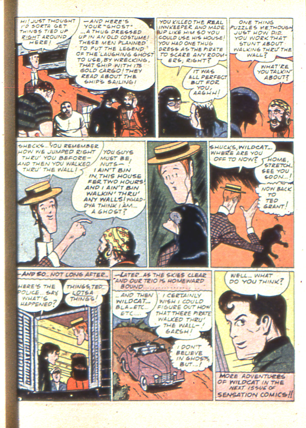 Read online Sensation (Mystery) Comics comic -  Issue #6 - 65