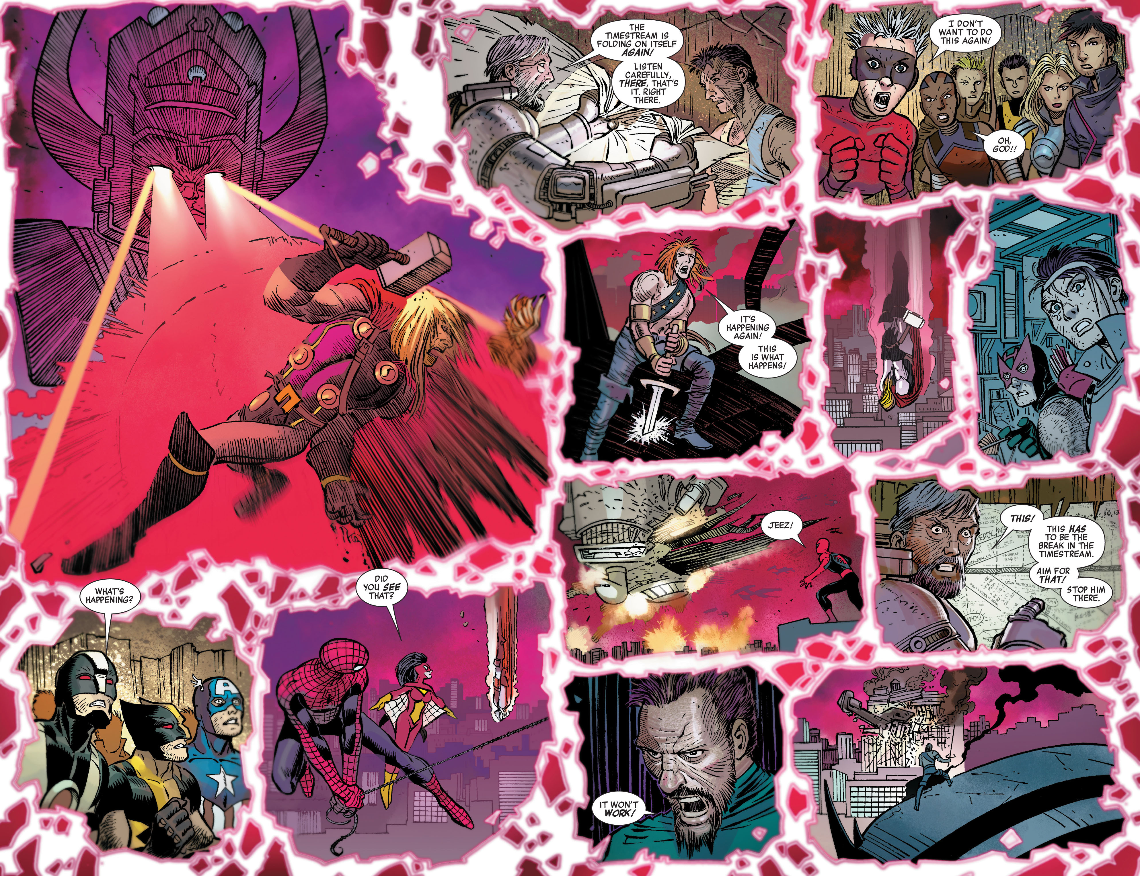 Read online Avengers (2010) comic -  Issue #5 - 11